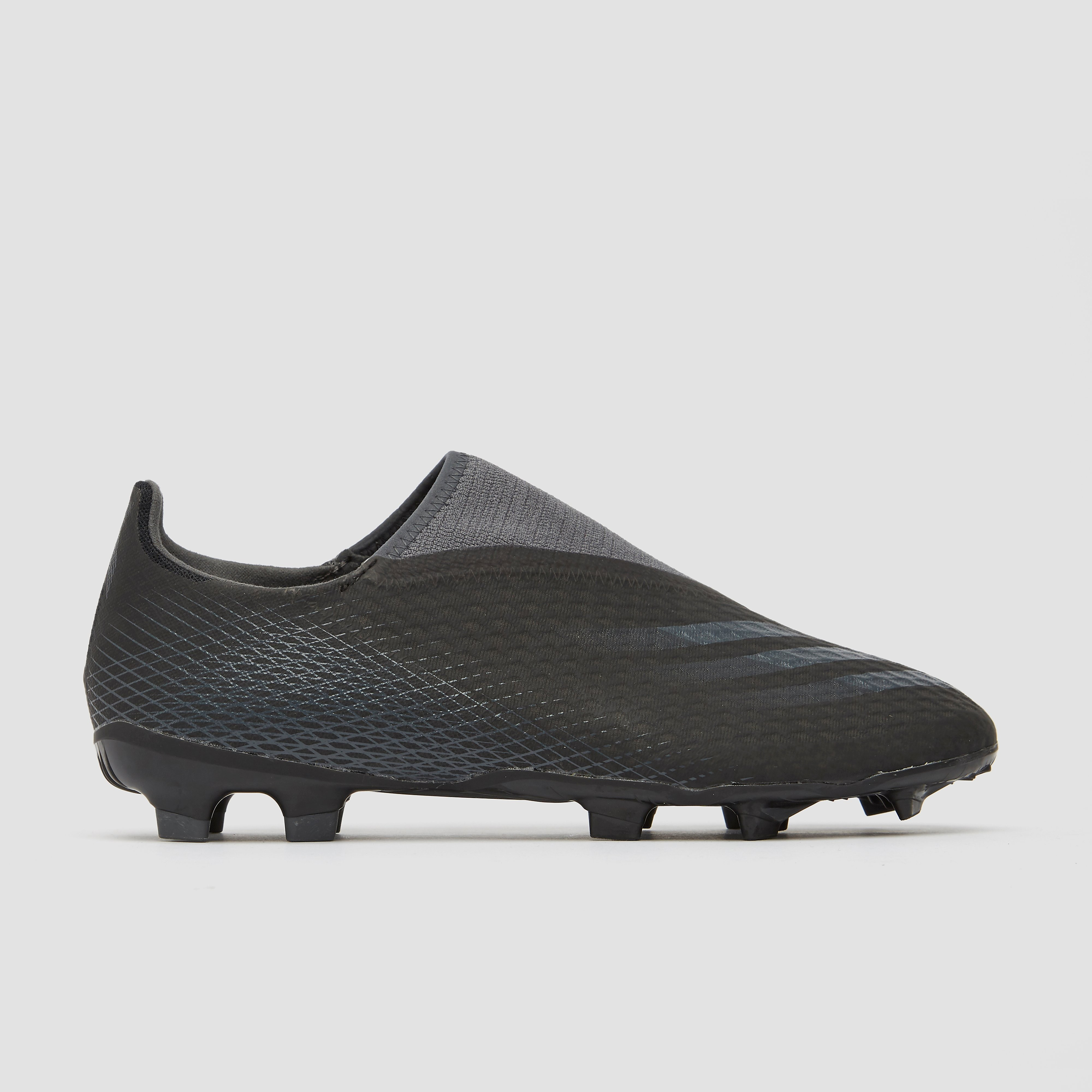 adidas X ghosted.3 ll fg voetbalschoenen zwart Heren