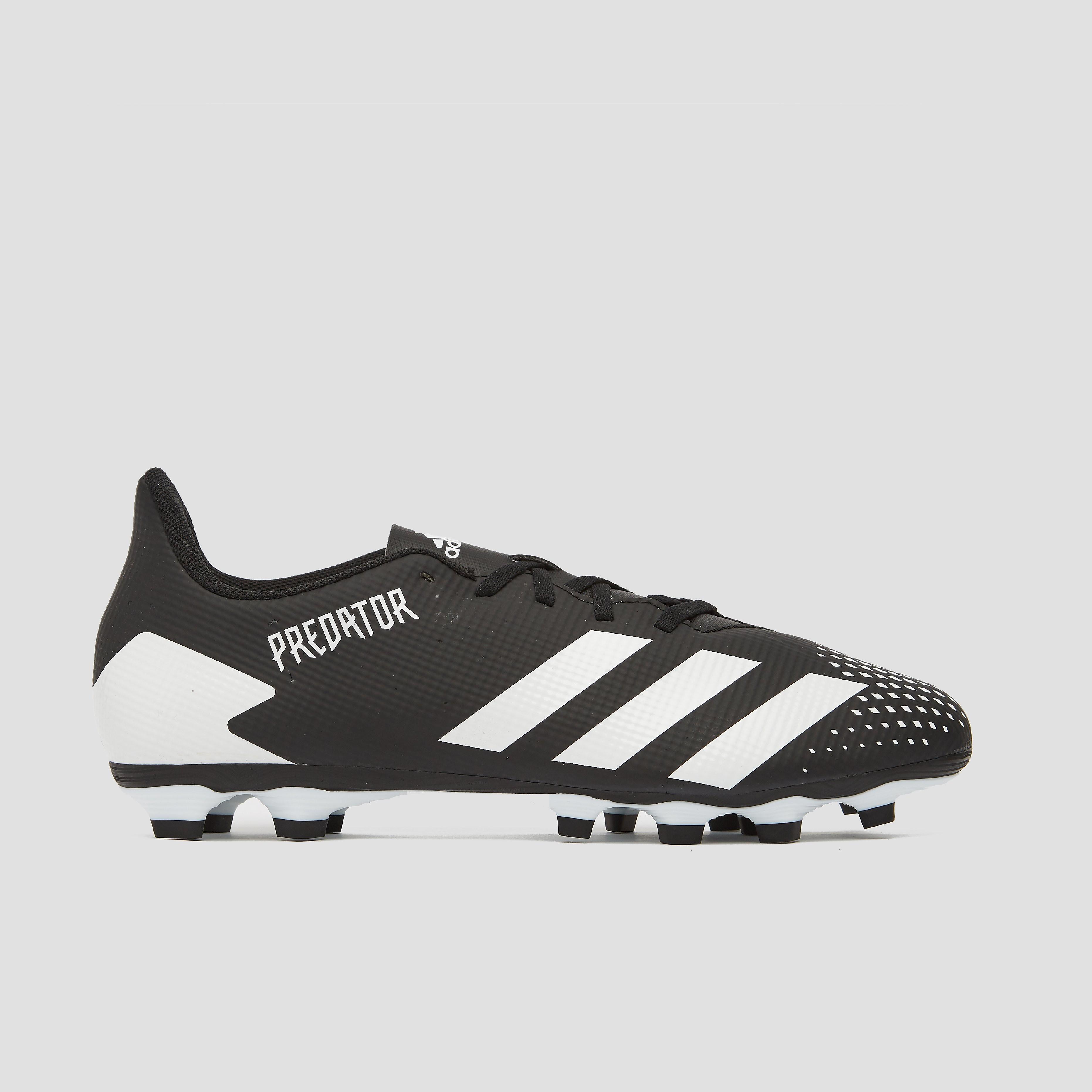 adidas Predator 20.4 fxg voetbalschoenen zwart-wit Dames