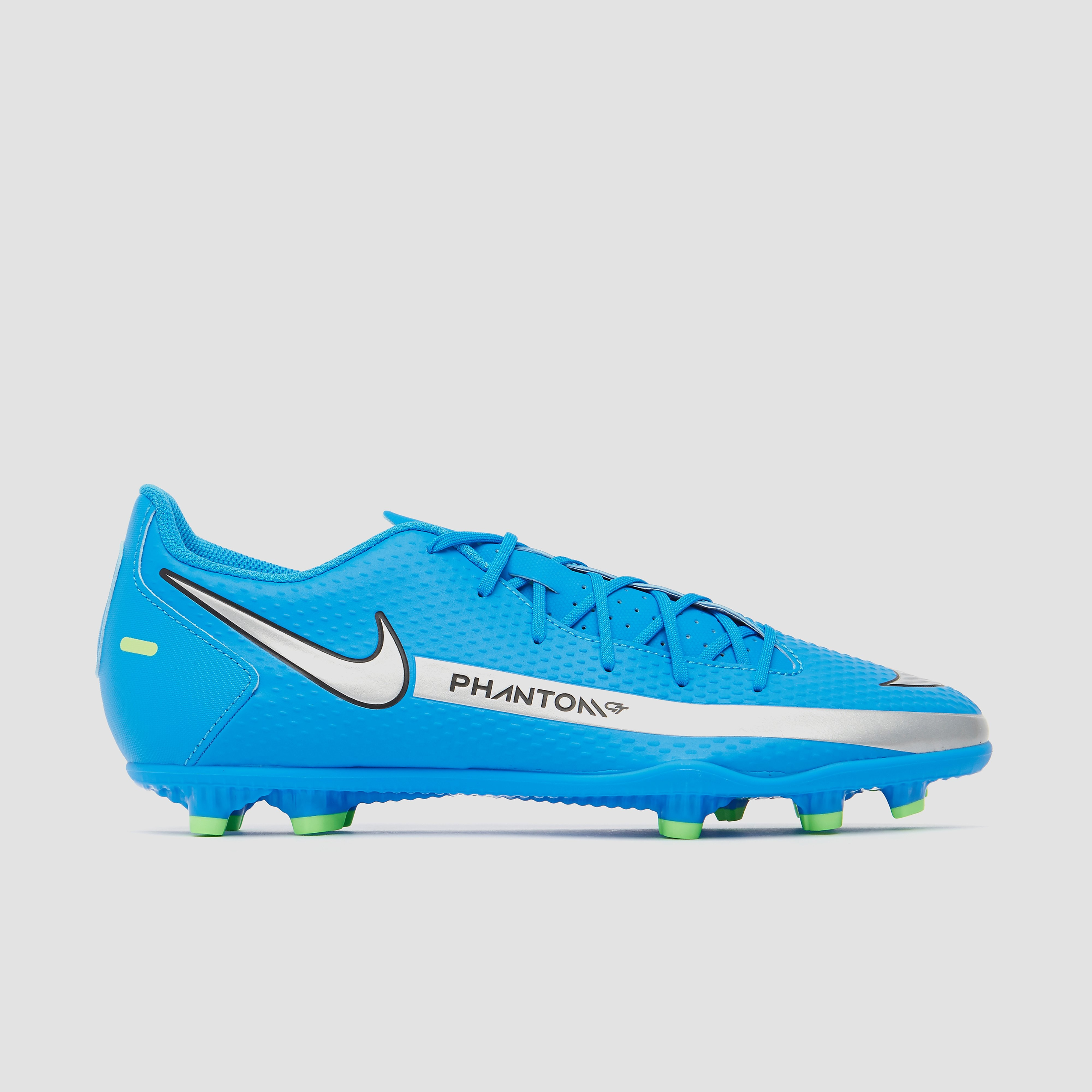 NIKE Phantom gt club mg voetbalschoenen blauw Dames