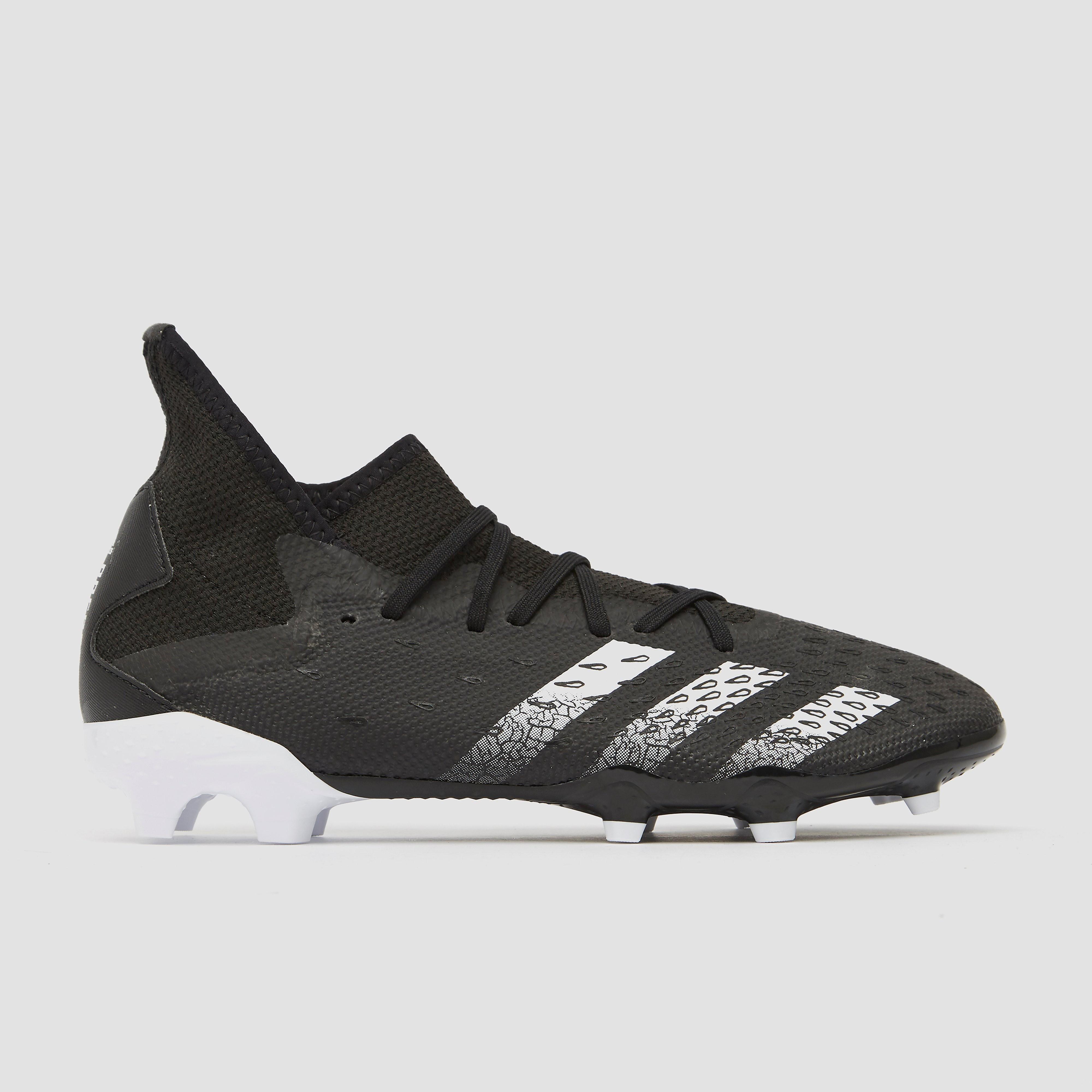 Adidas Predator freak.3 fg voetbalschoenen zwart Dames