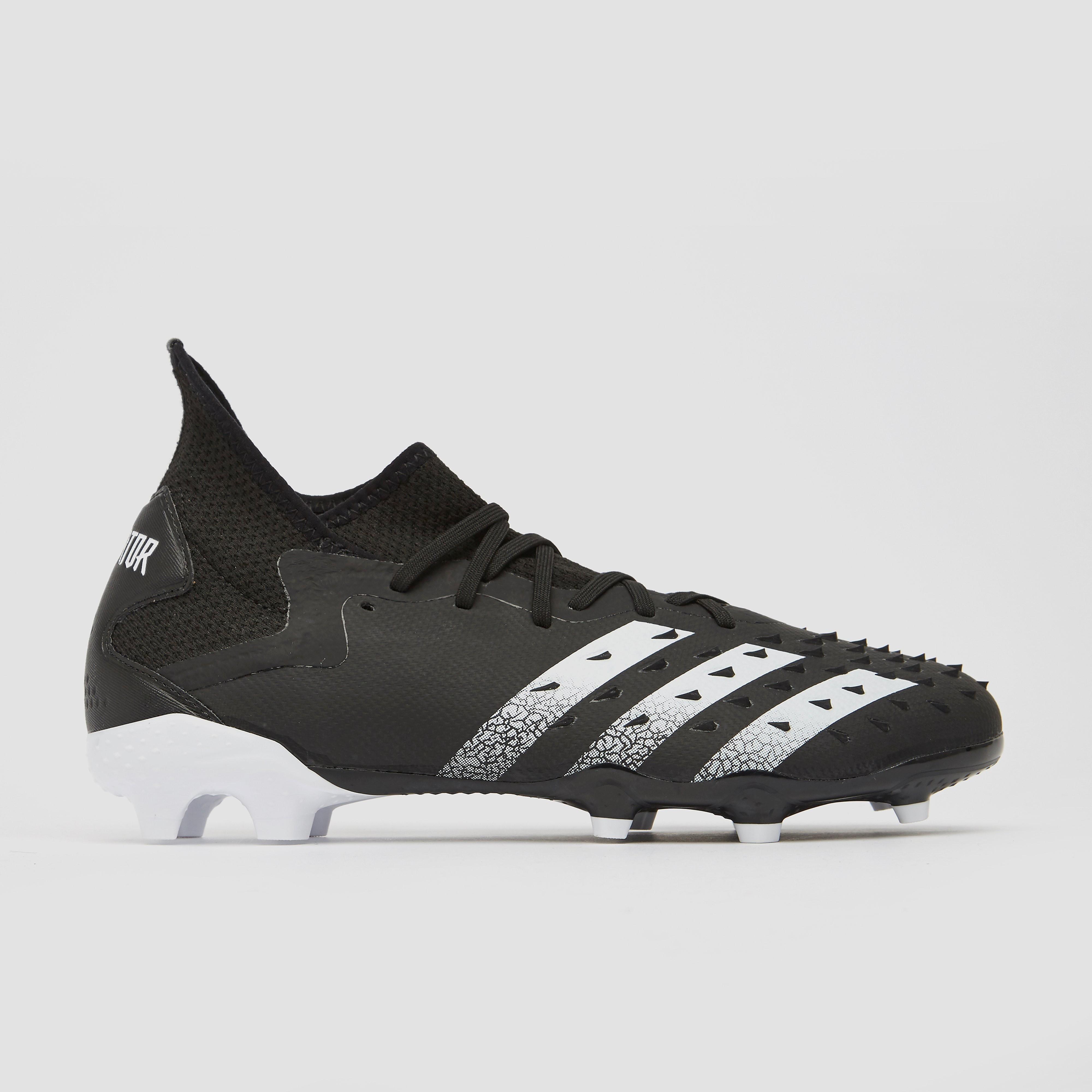 Adidas Predator freak.2 fg voetbalschoenen zwart Dames