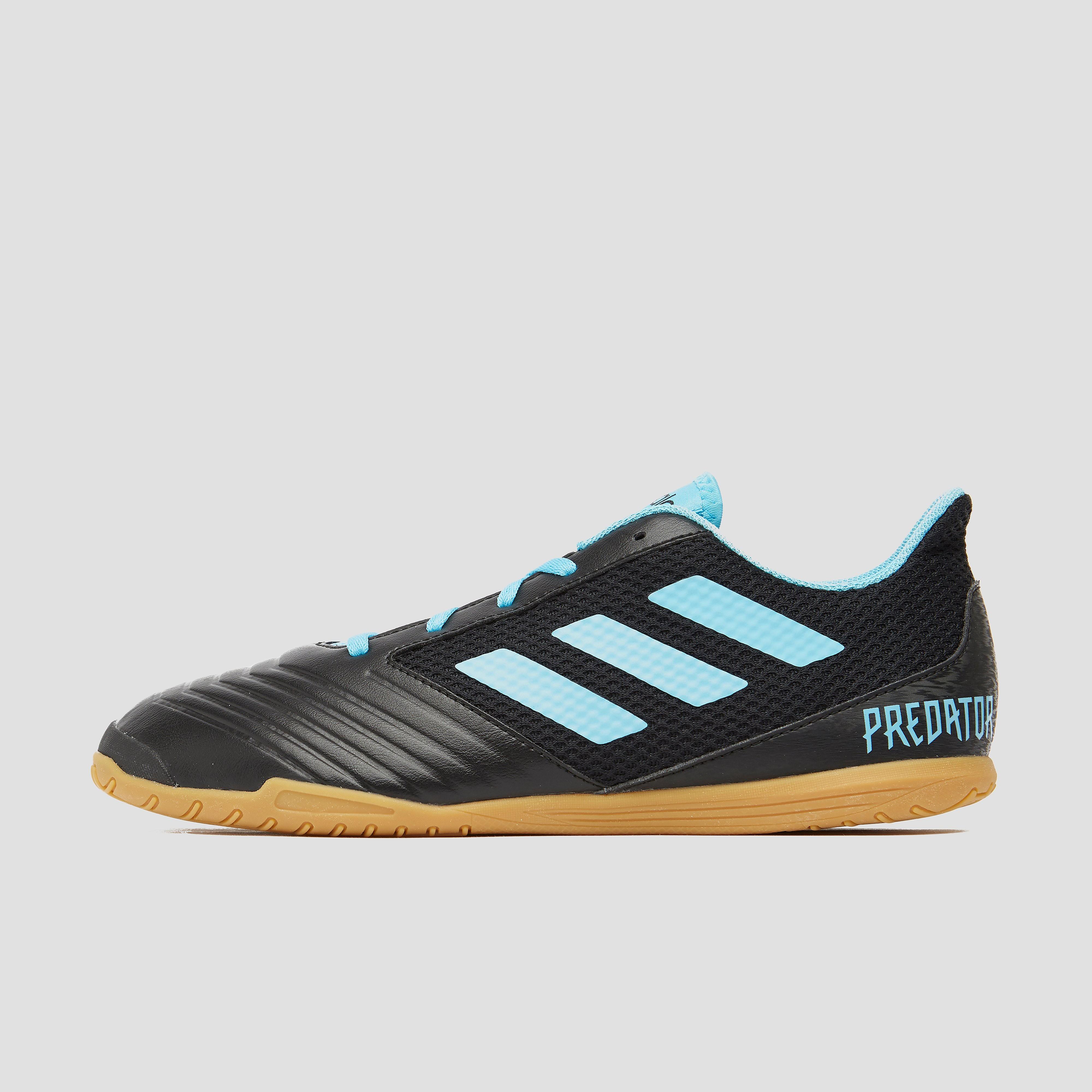 adidas Predator 19.4 in sala voetbalschoenen zwart/blauw Dames