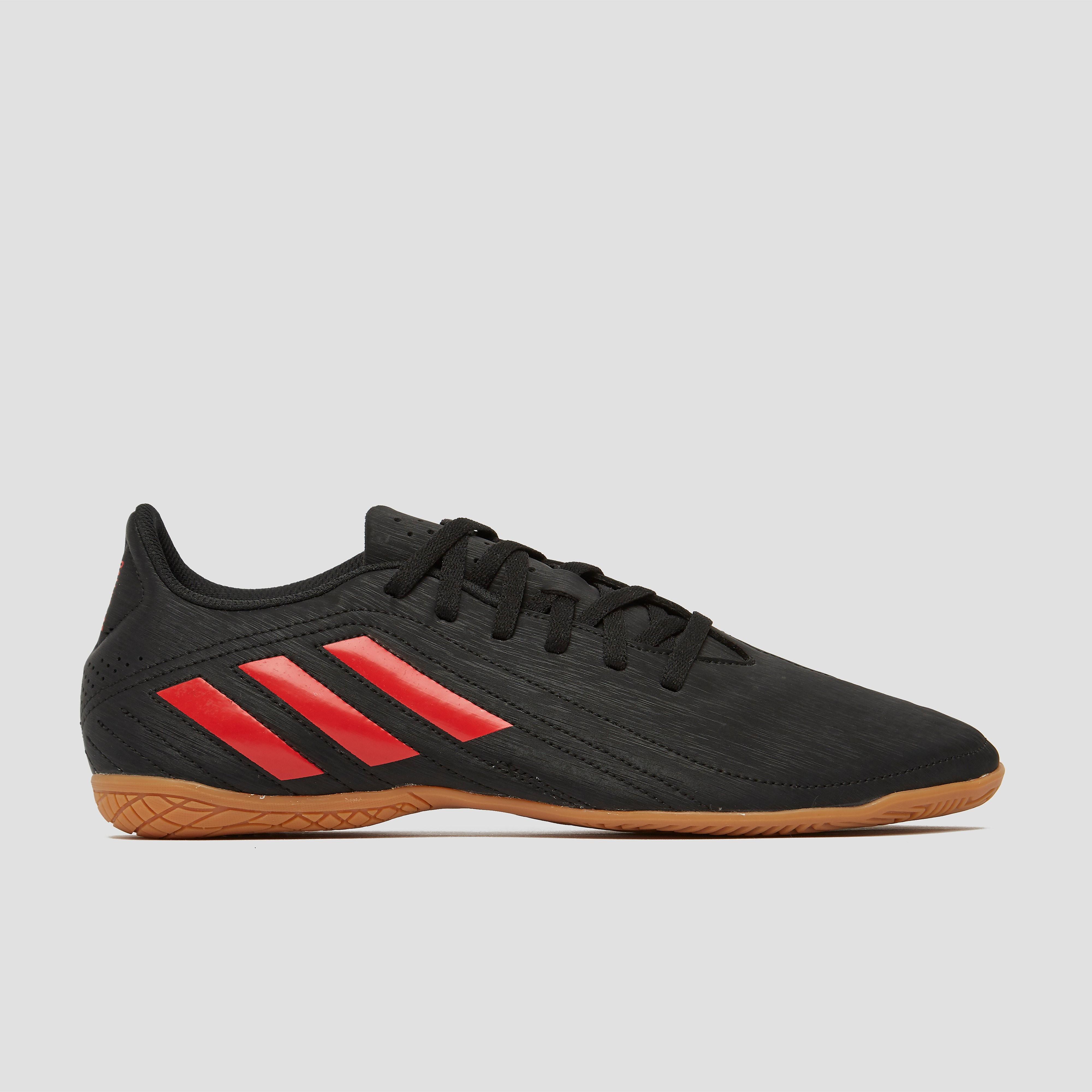 adidas Conquisto iii in voetbalschoenen zwart-rood Dames