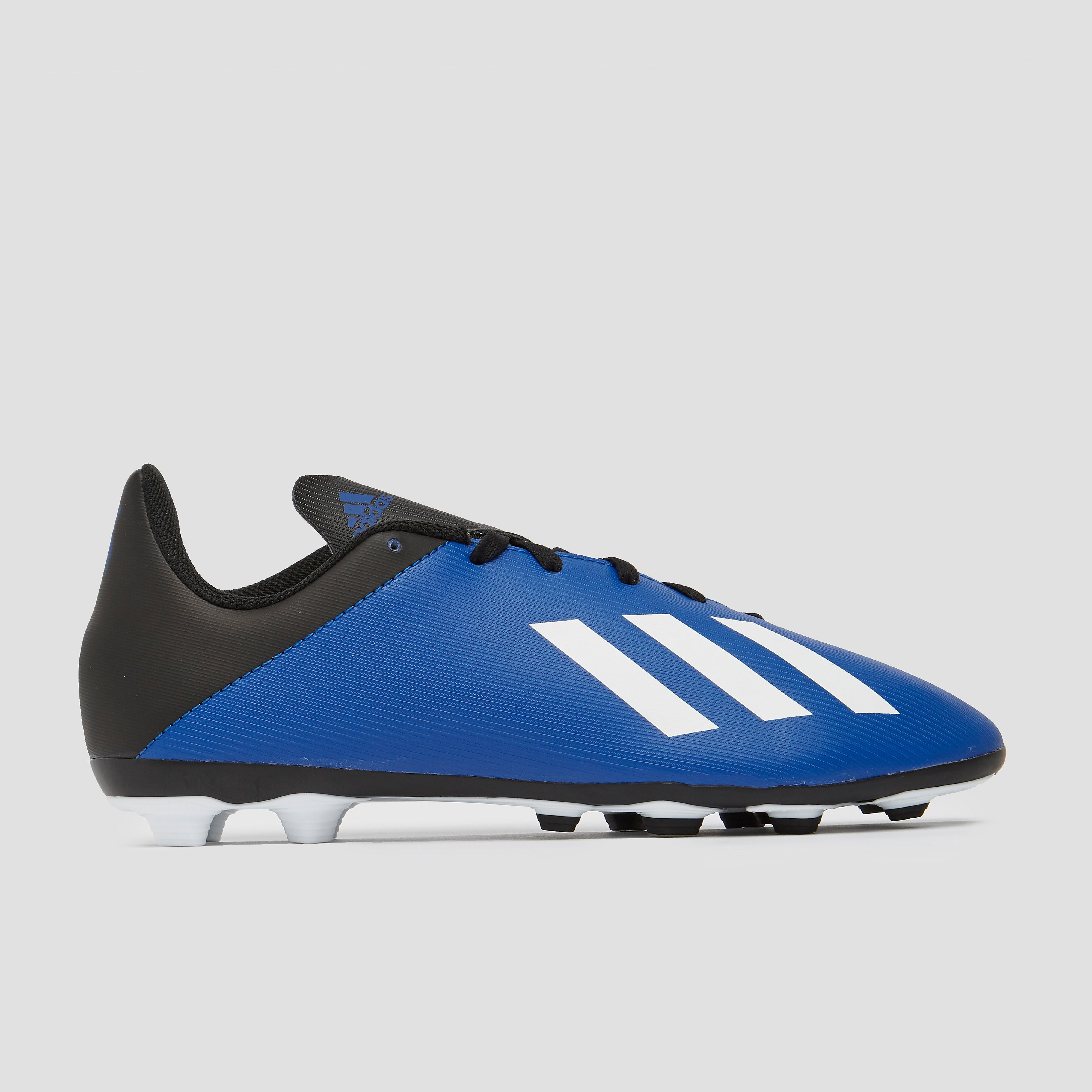 adidas performance X 19.4 voetbalschoenen kobaltblauw-zwart