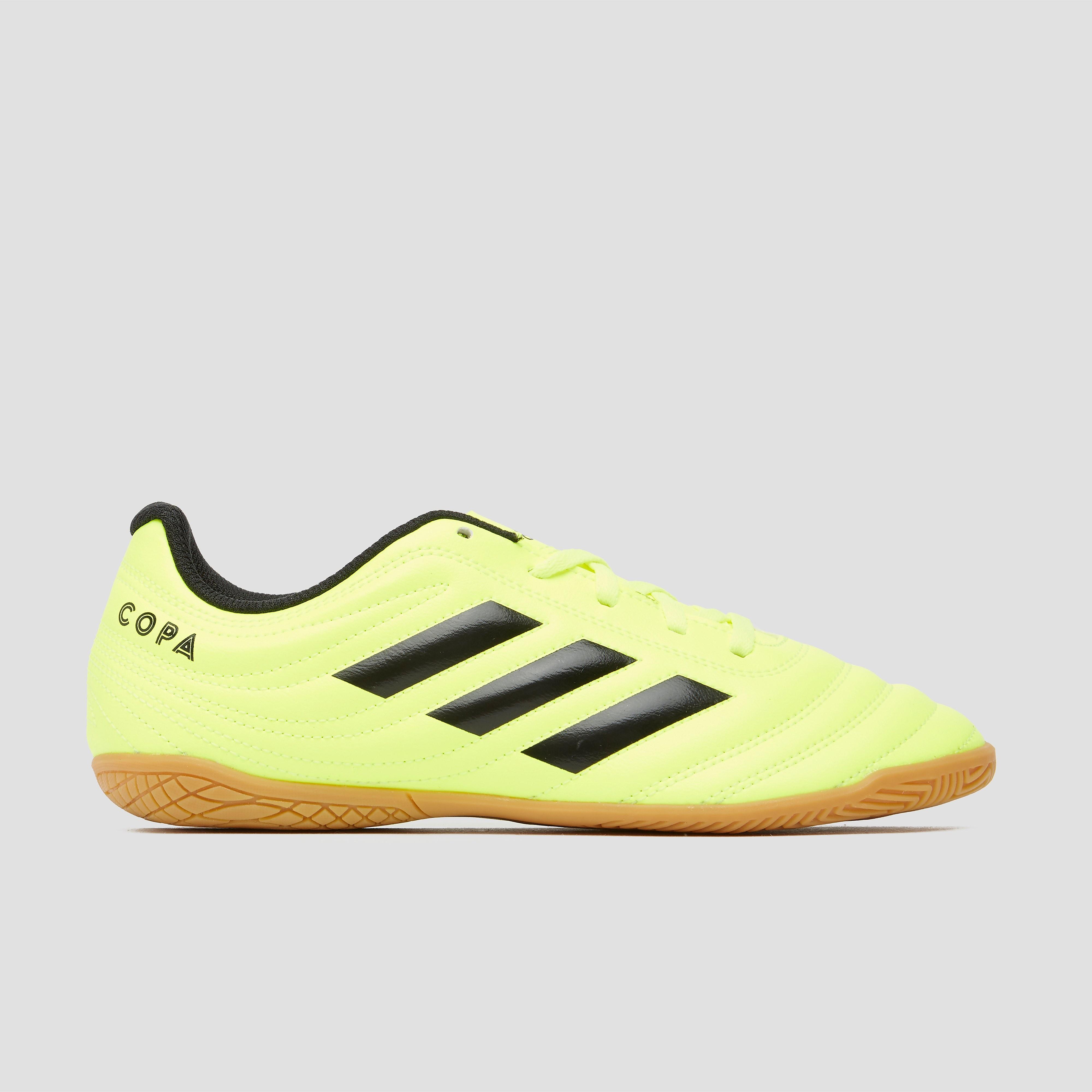 adidas performance Copa 19.4 In J zaalvoetbalschoenen geel