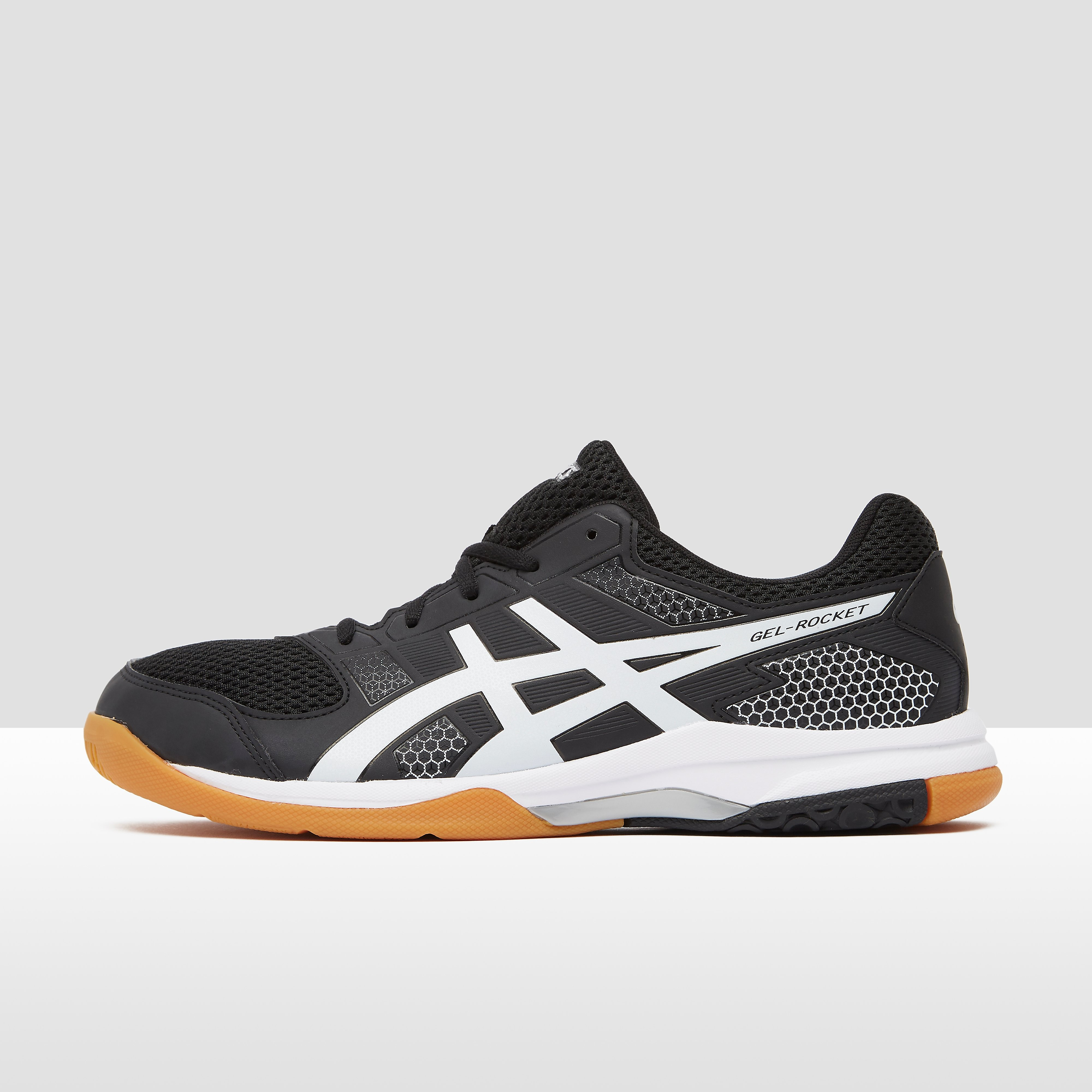 ASICS Gel-rocket 8 indoorschoenen zwart/wit heren Heren