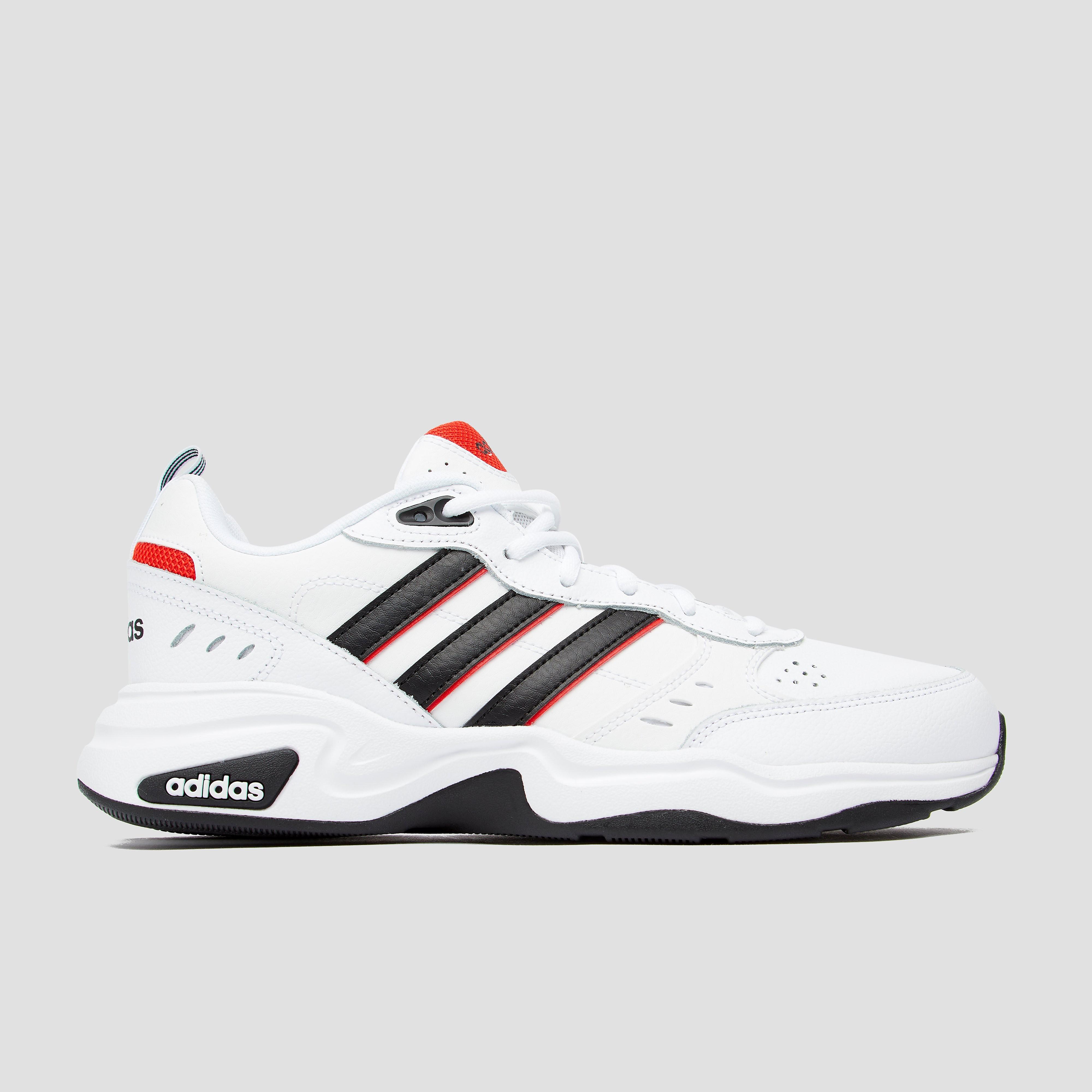 adidas Strutter sneakers wit/blauw heren Heren