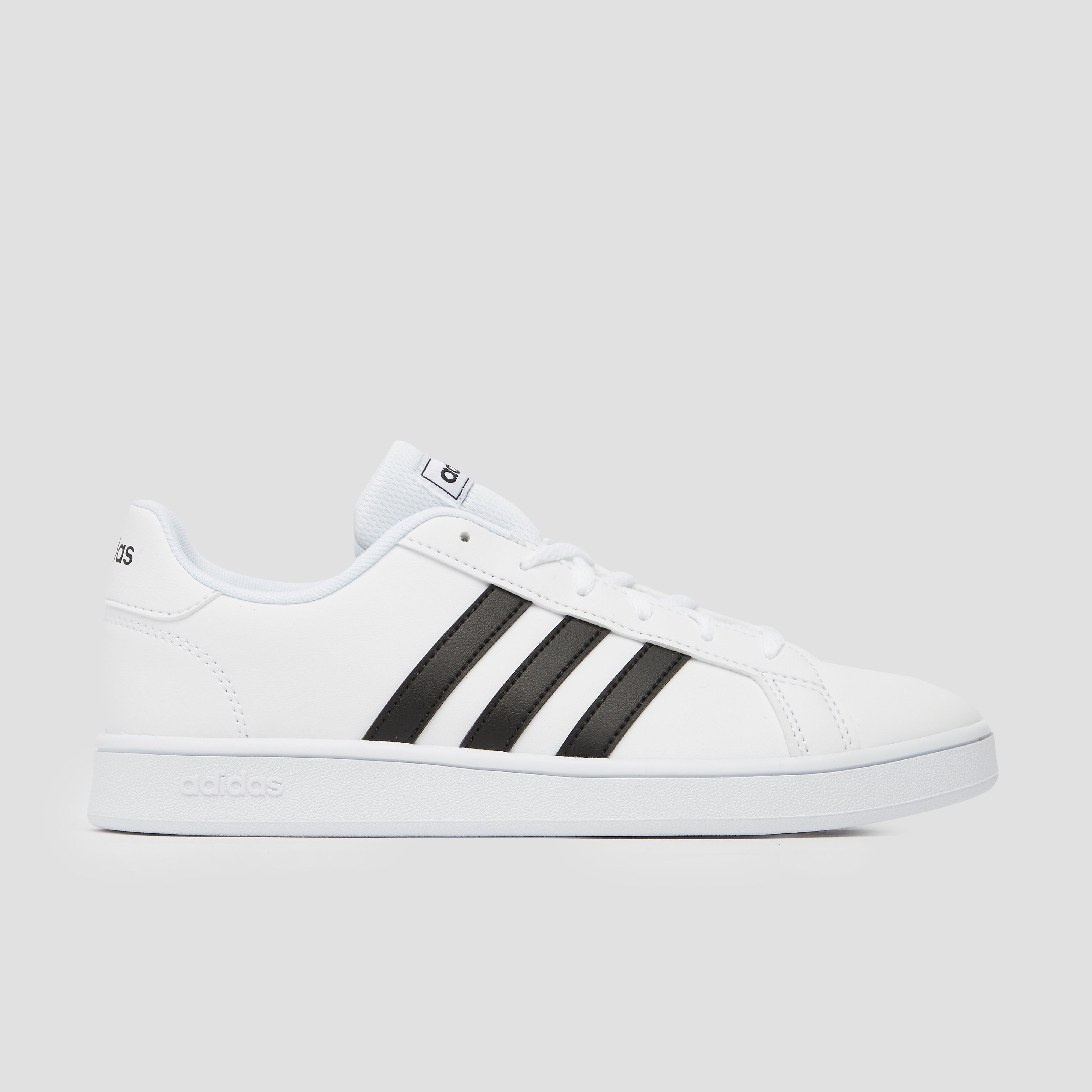 adidas Advantage sneakers wit-blauw Kinderen