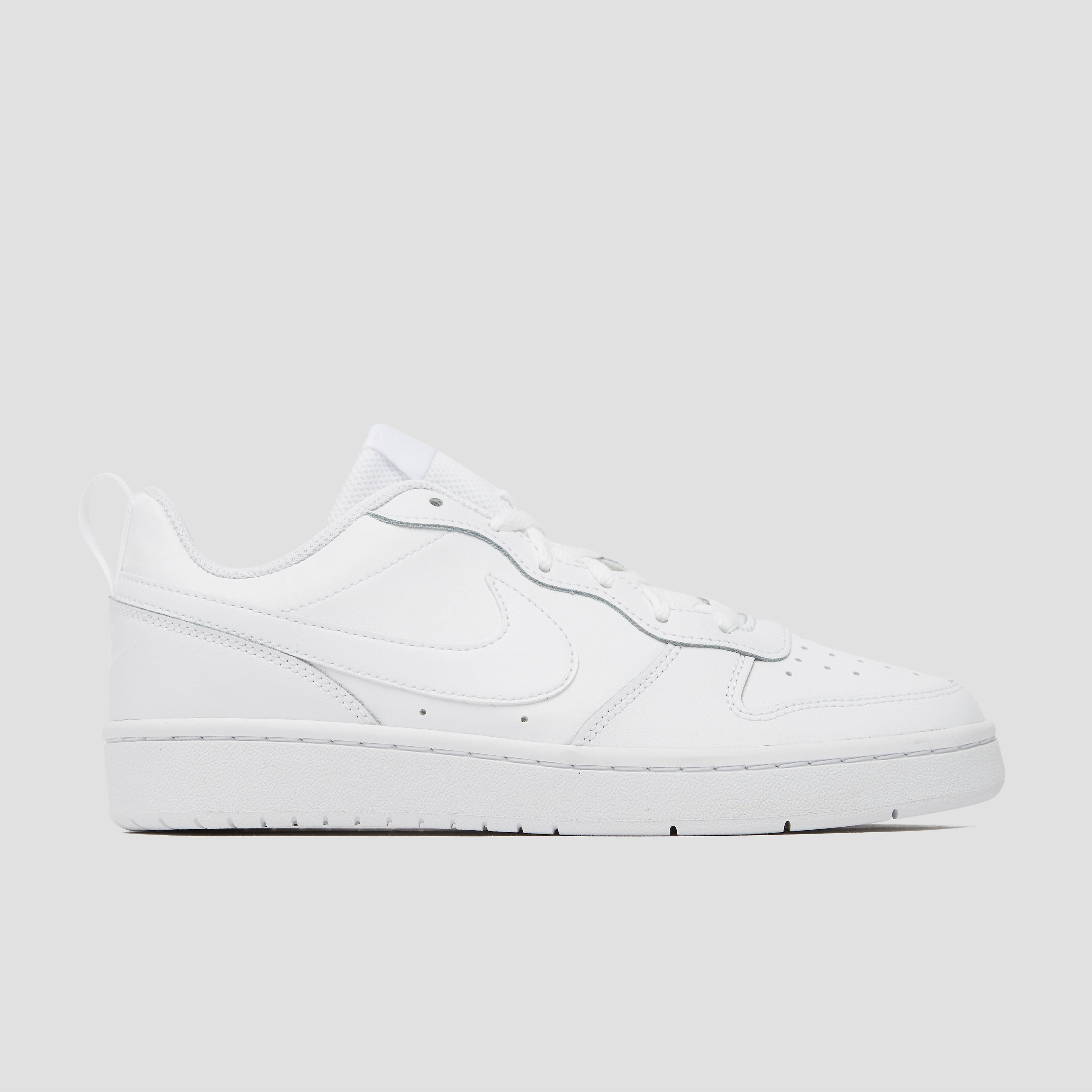 NIKE Court borough low 2 sneakers wit kinderen Kinderen