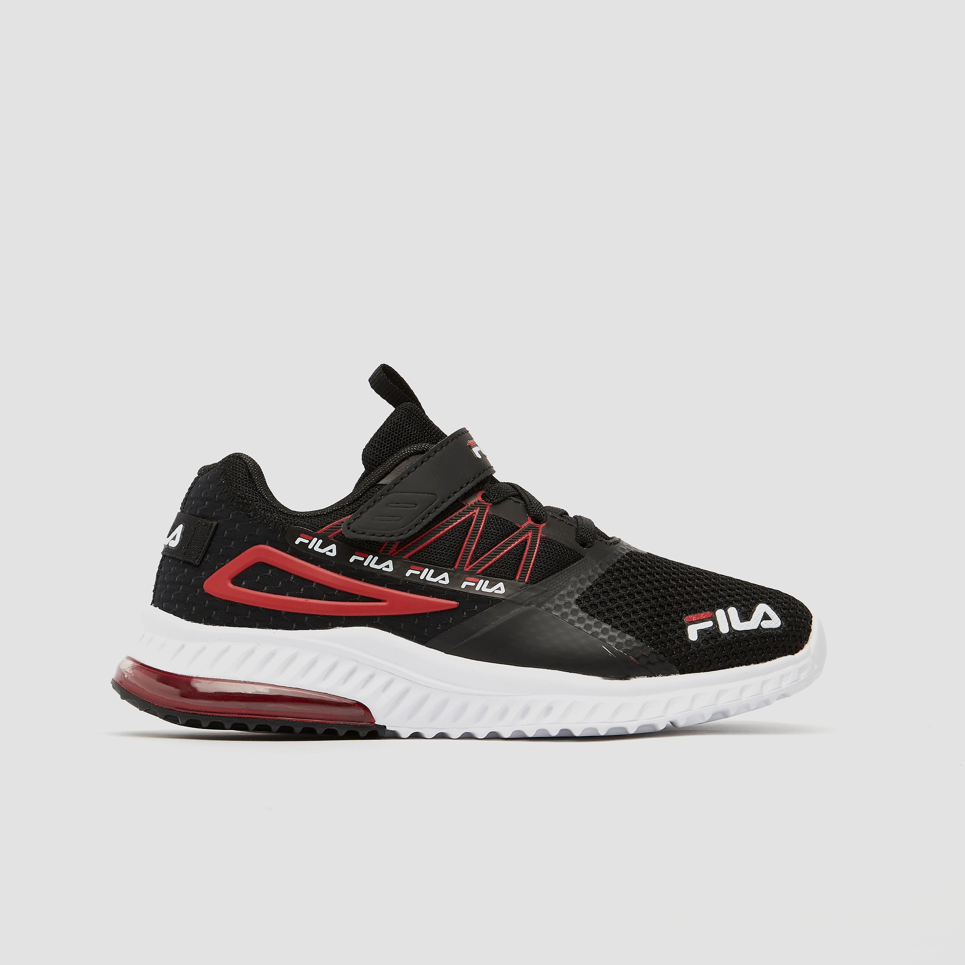 FILA Ecoshock 3 sneakers zwart/rood kinderen Kinderen