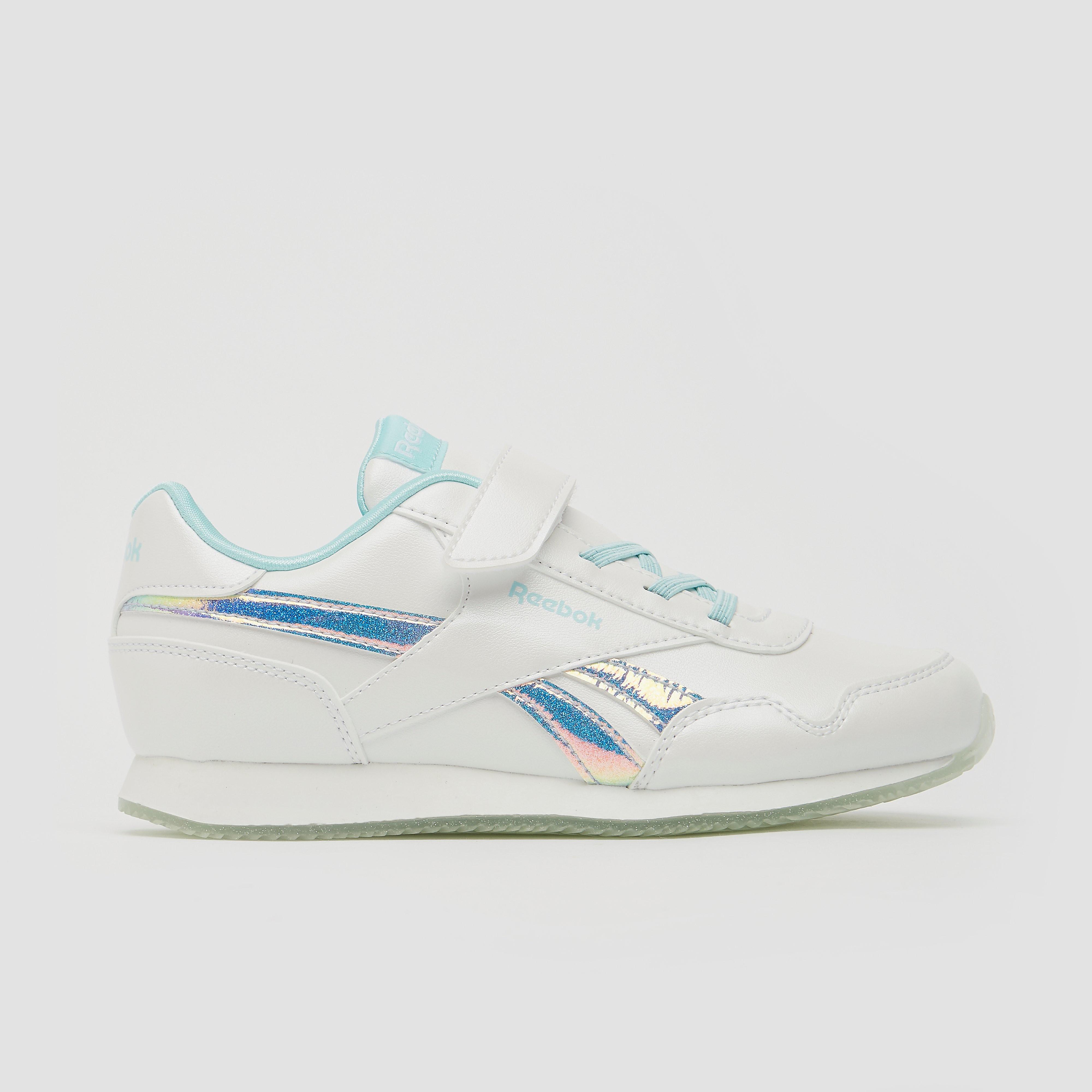 REEBOK Royal classic jogger 3 sneakers wit/zilver kinderen Kinderen