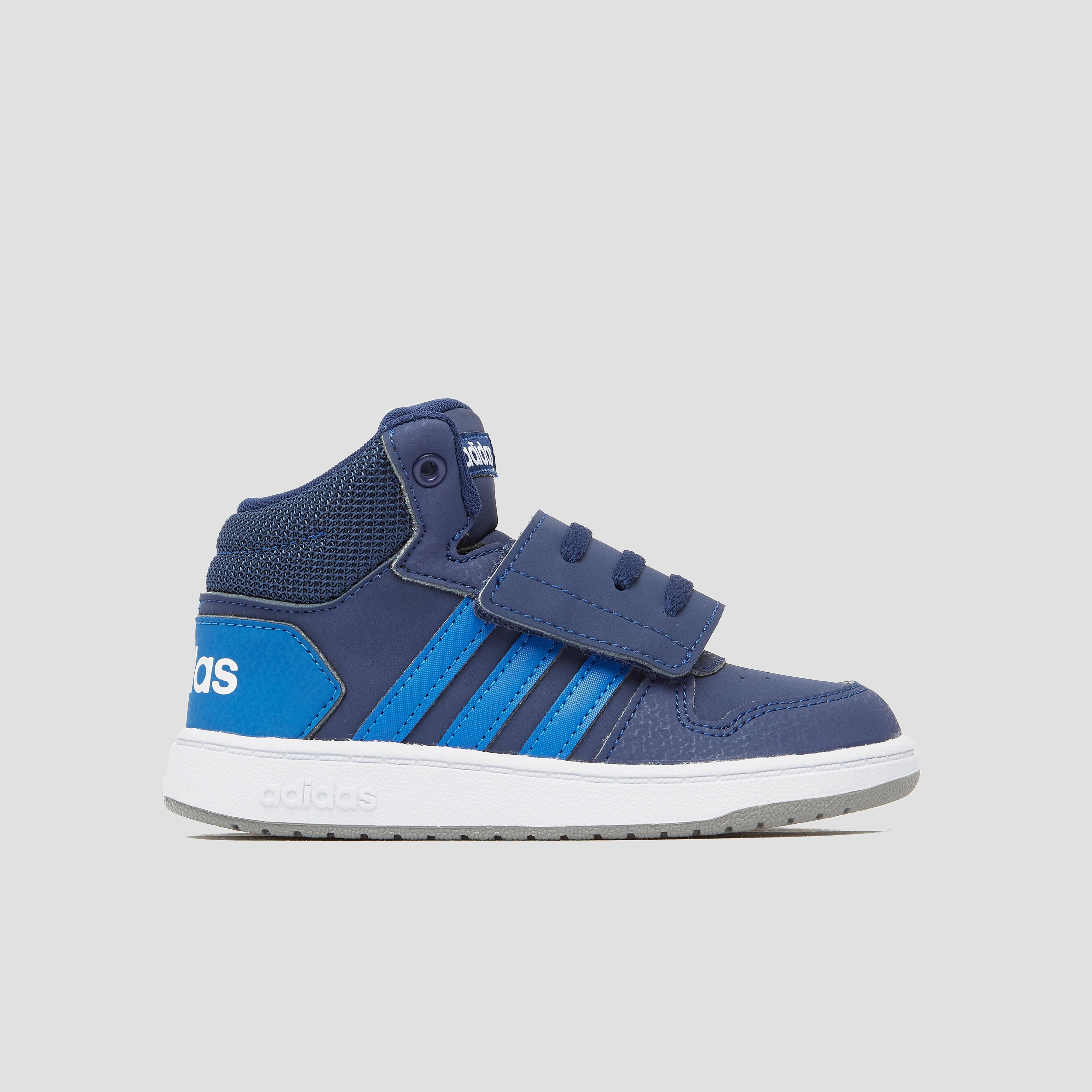adidas Hoops mid 2.0 sneakers blauw baby Kinderen