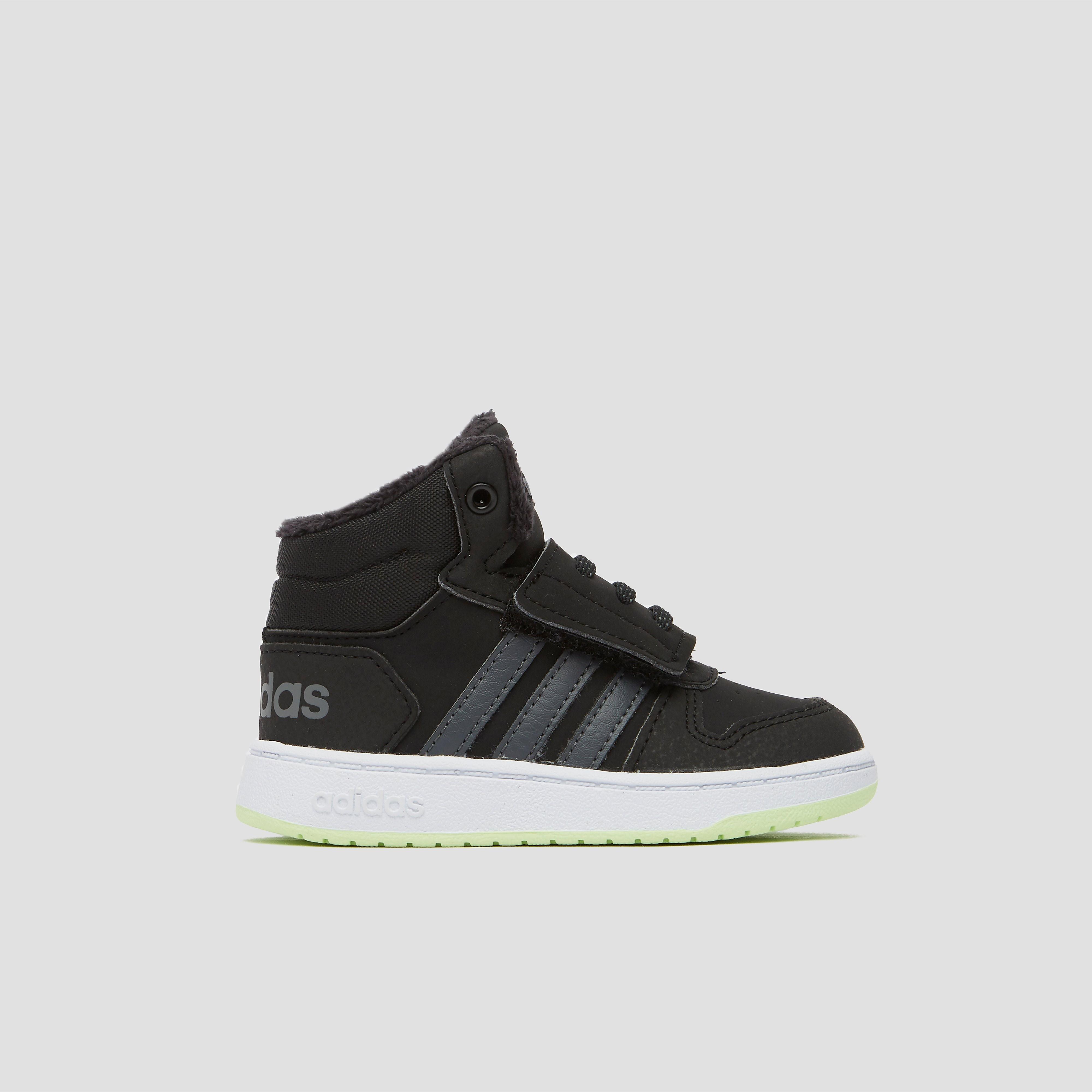 adidas Hoops Mid 2.0 sneakers zwart