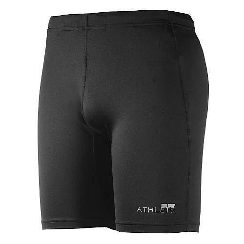 Fynn Tight Sportbroekje Zwart Heren - Black