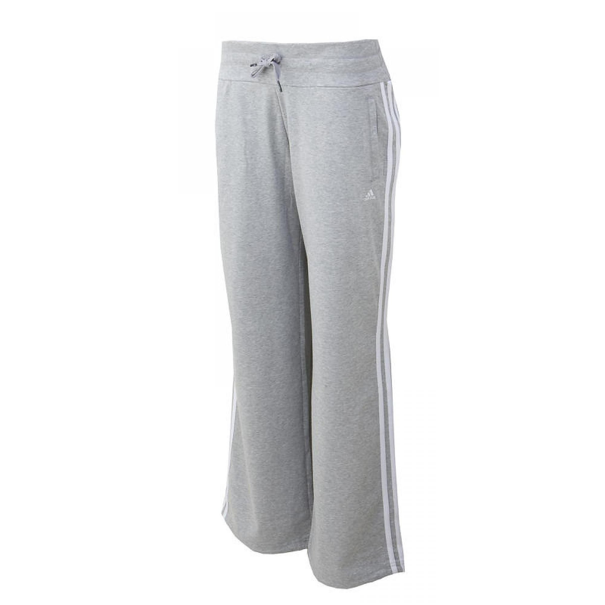 adidas essentials 3-stripes knit pant