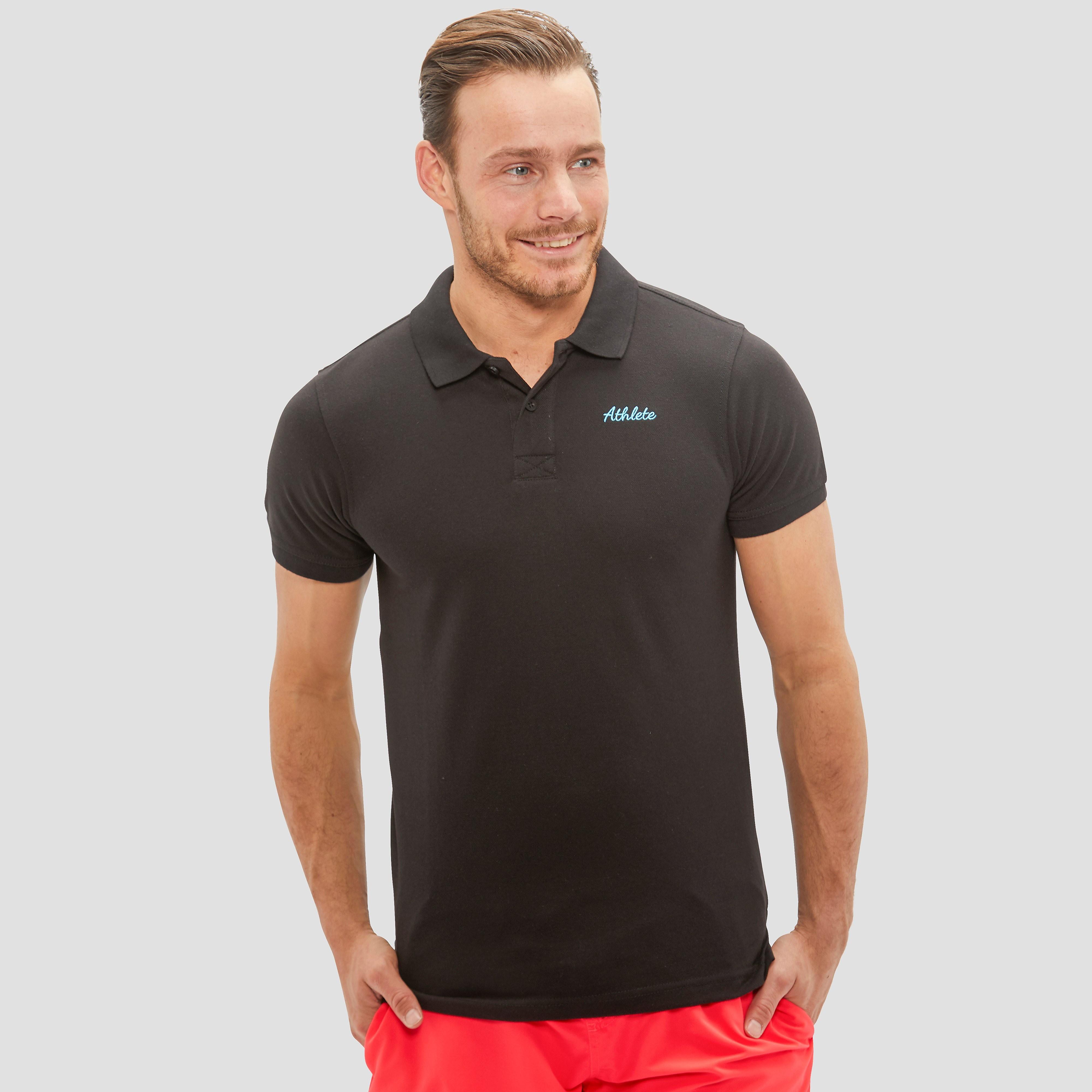 Choppy Polo Zwart Heren - Black