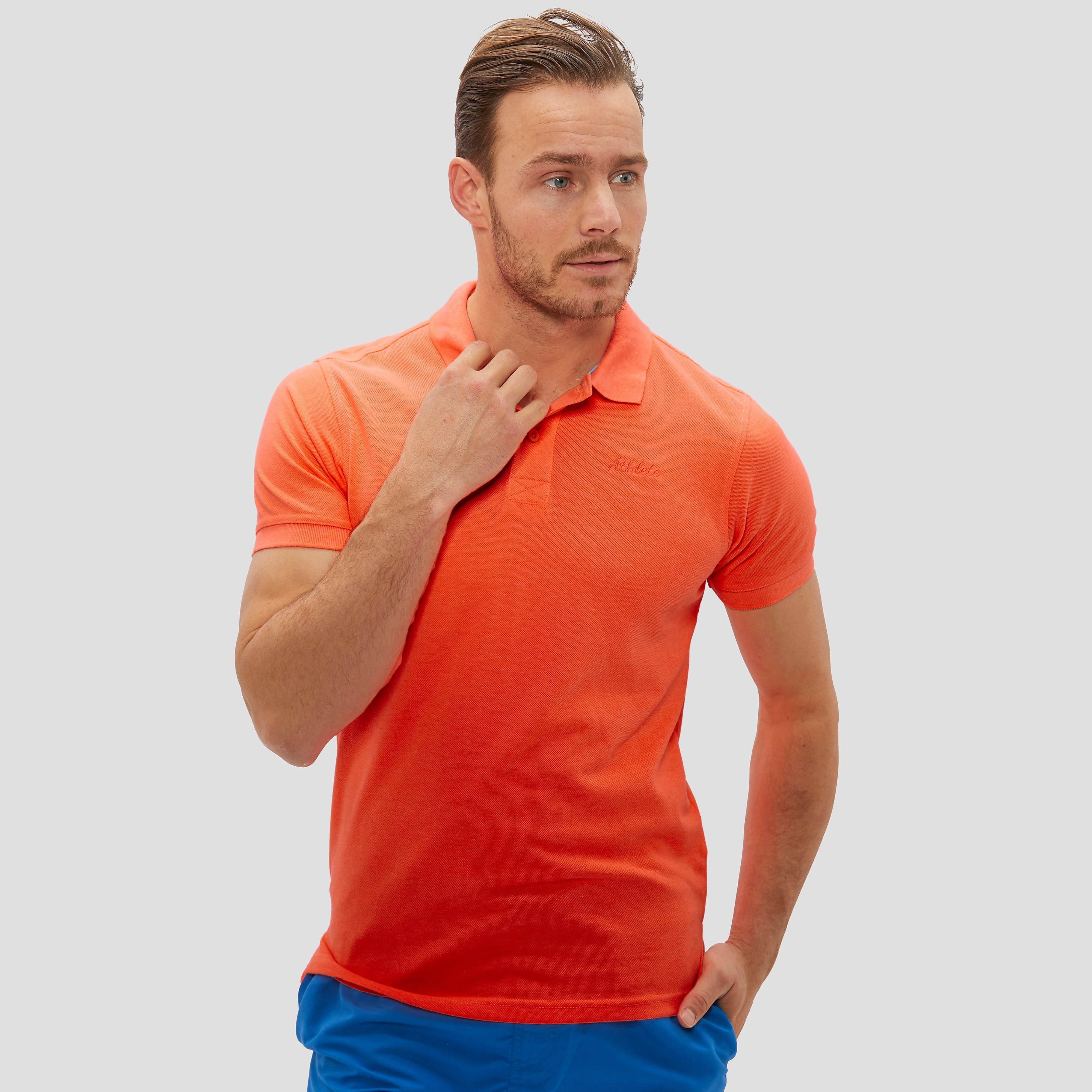 Choppy Polo Oranje Heren - Orange
