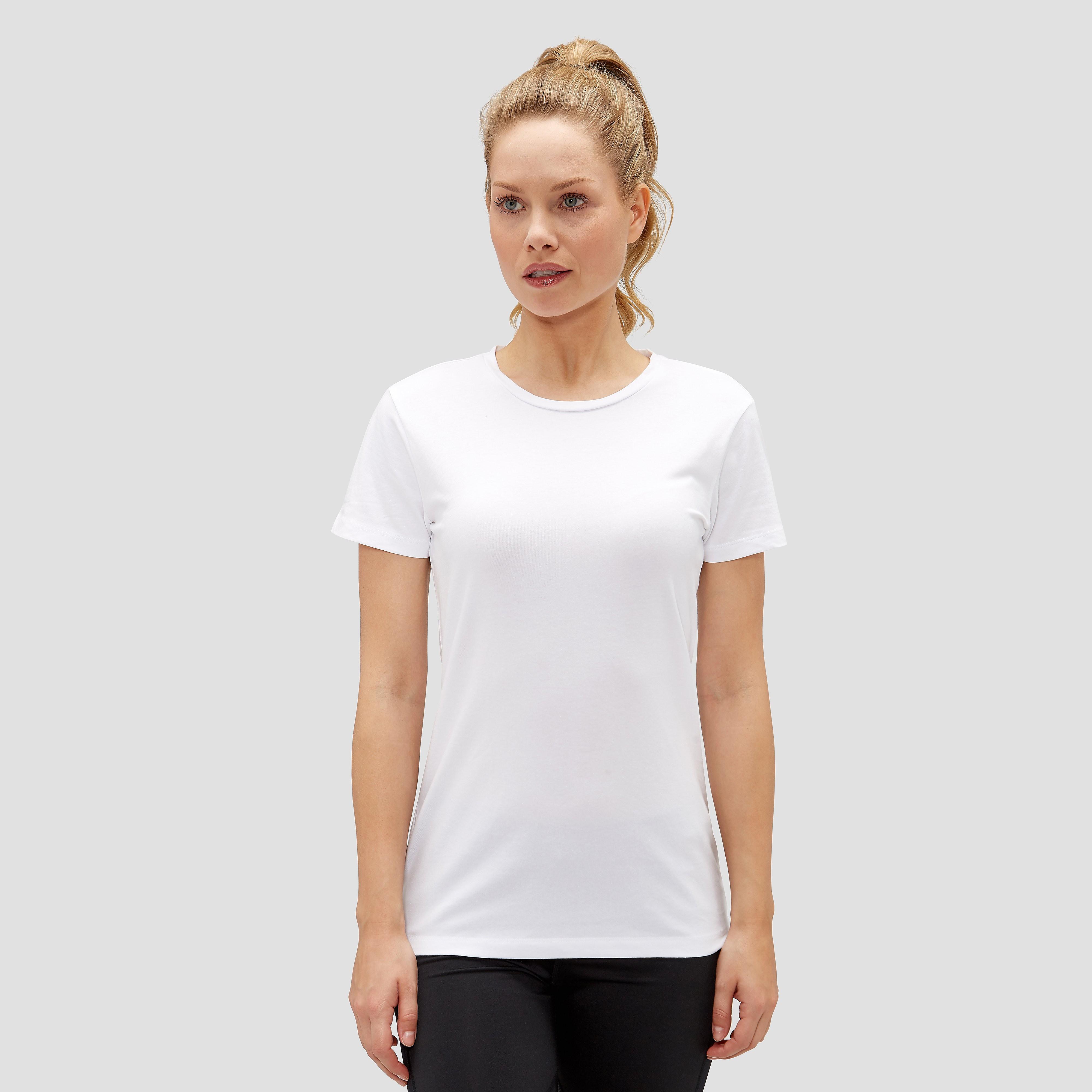 Saffia Shirt Wit Dames - White