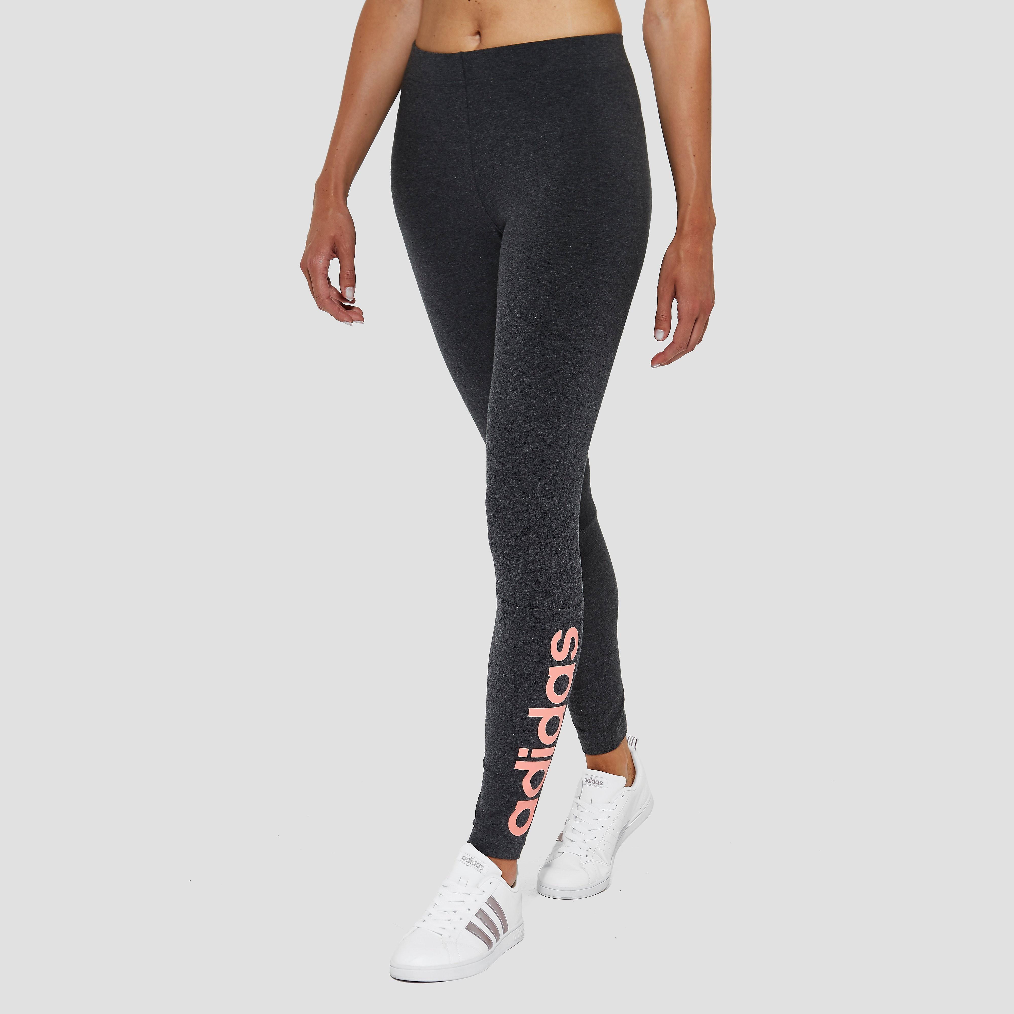 Essentials Linear Tight Grijs/Roze Dames