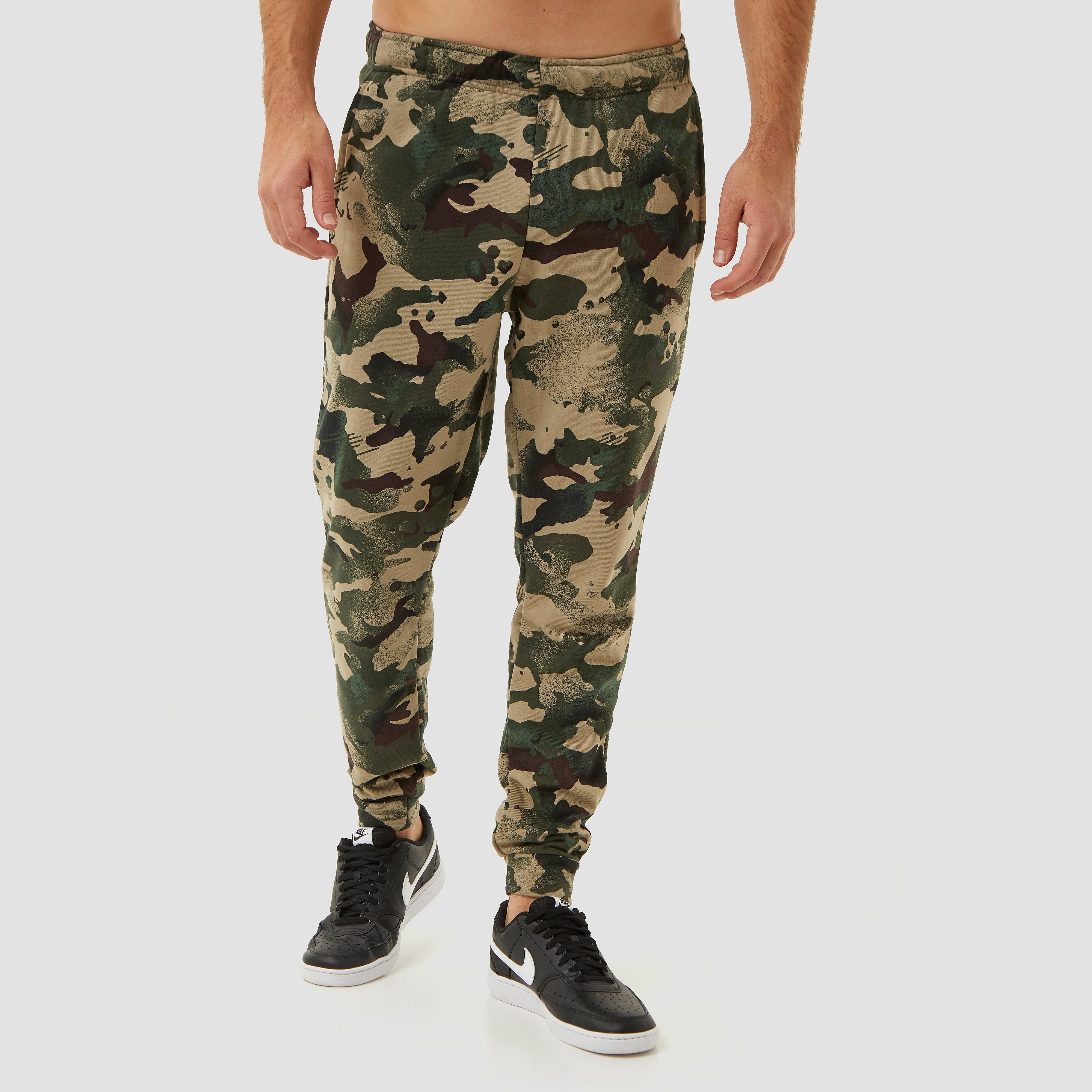 NIKE Dri-fit camouflage trainingsbroek groen heren Heren