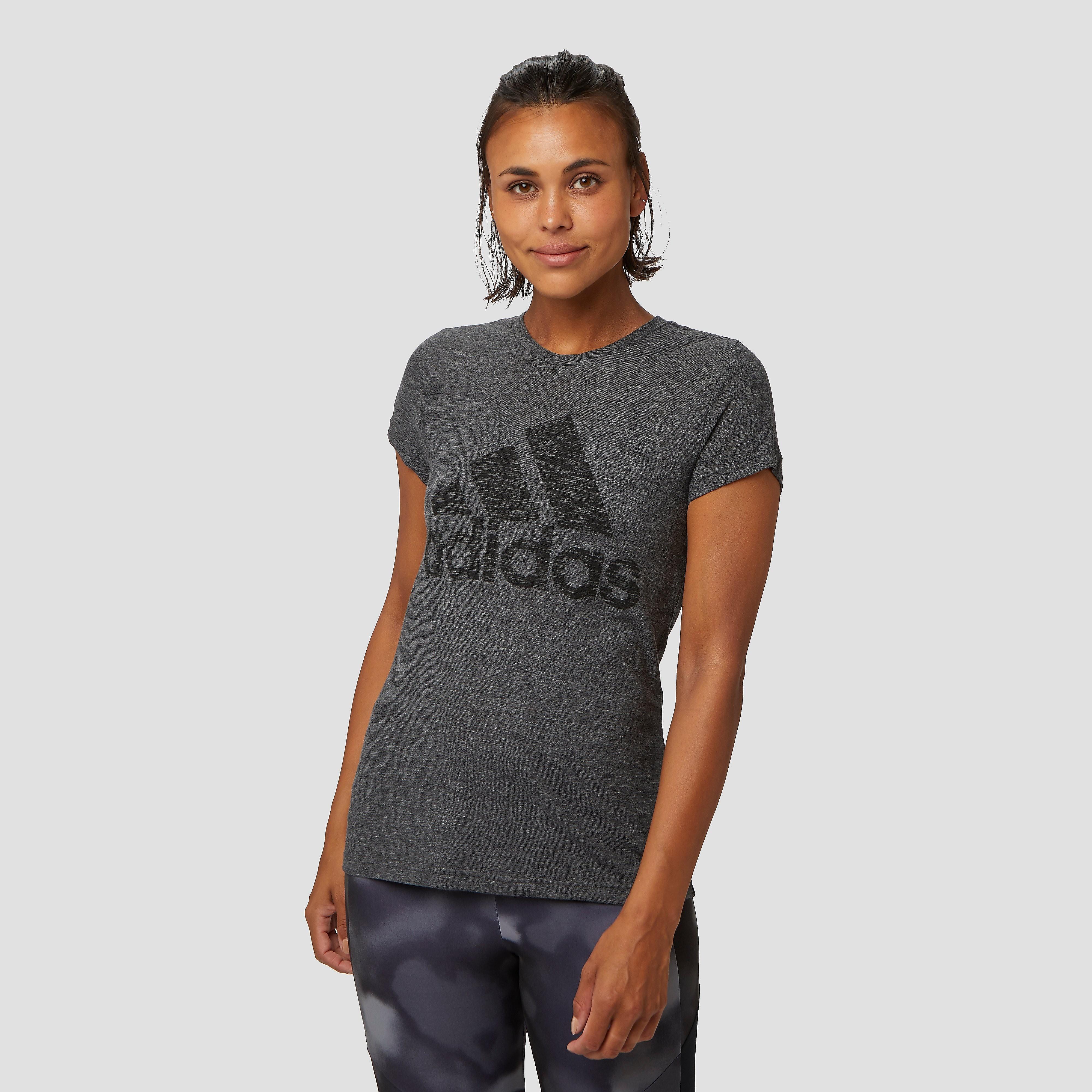 adidas Winners sportshirt zwart dames Dames