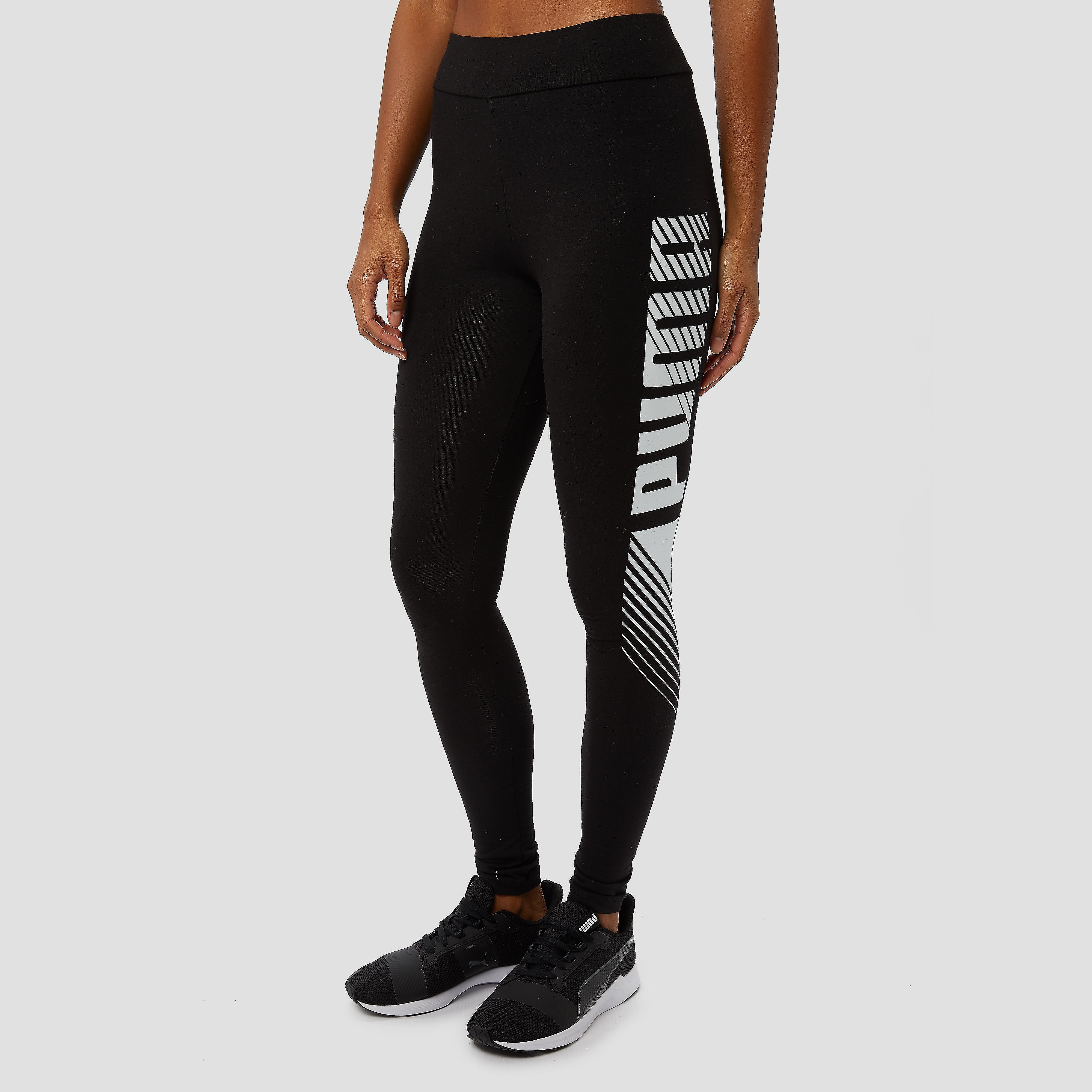 7-8 sportlegging zwart