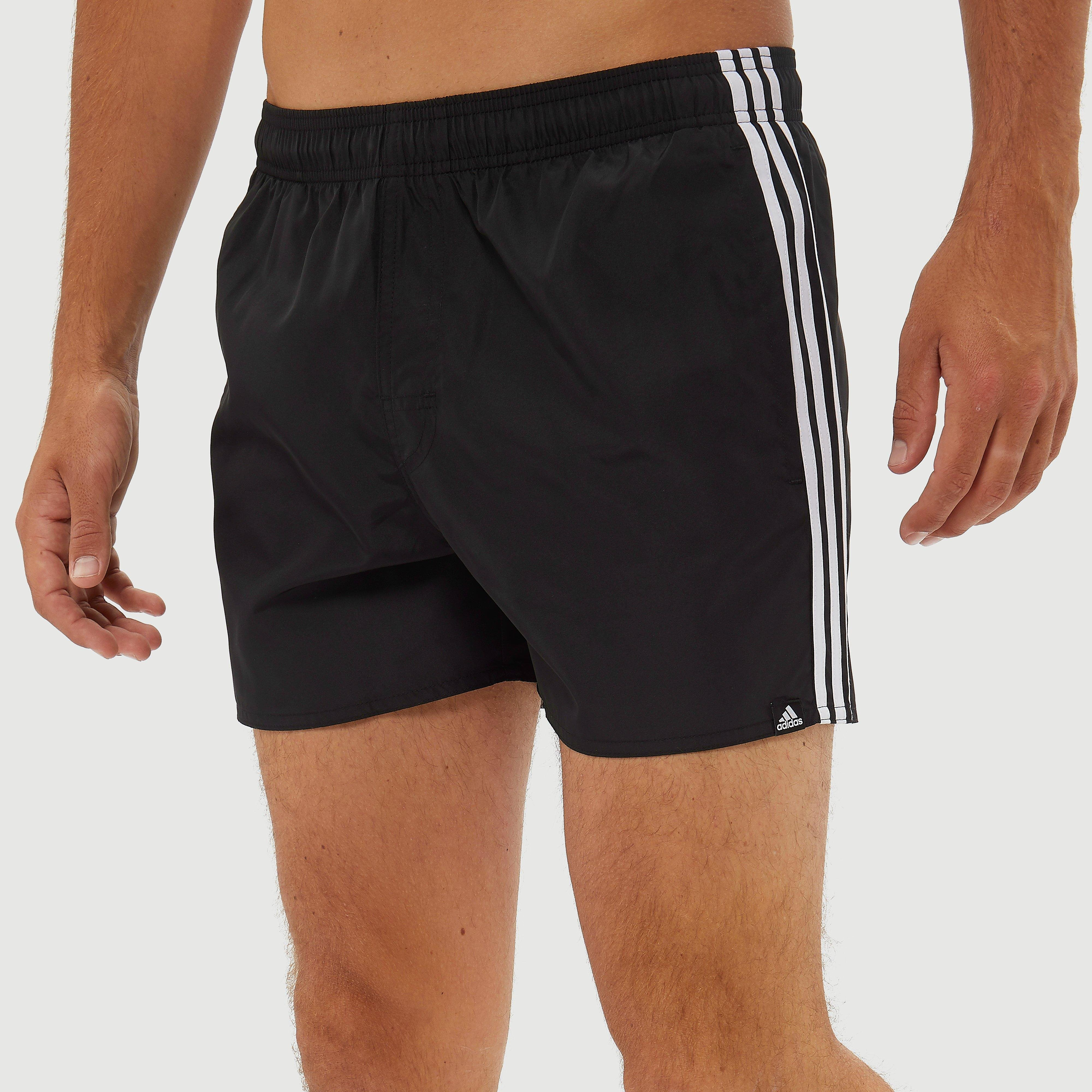 3-stripes boardshort zwart heren