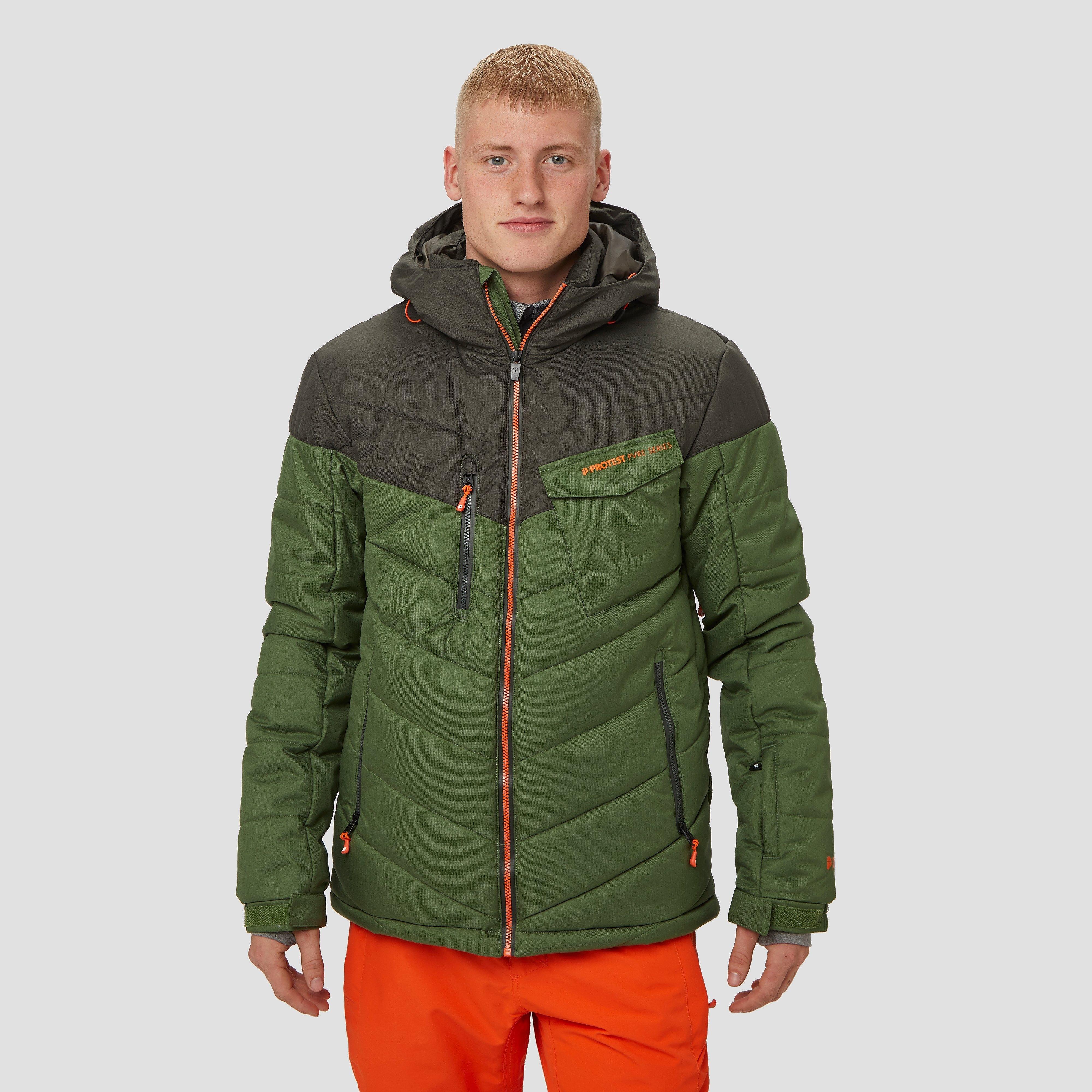 Voor je volgende wintersportvakantie hoef jij niet lang naar een geschikte jas te zoeken. deze virgo 19 ski ...