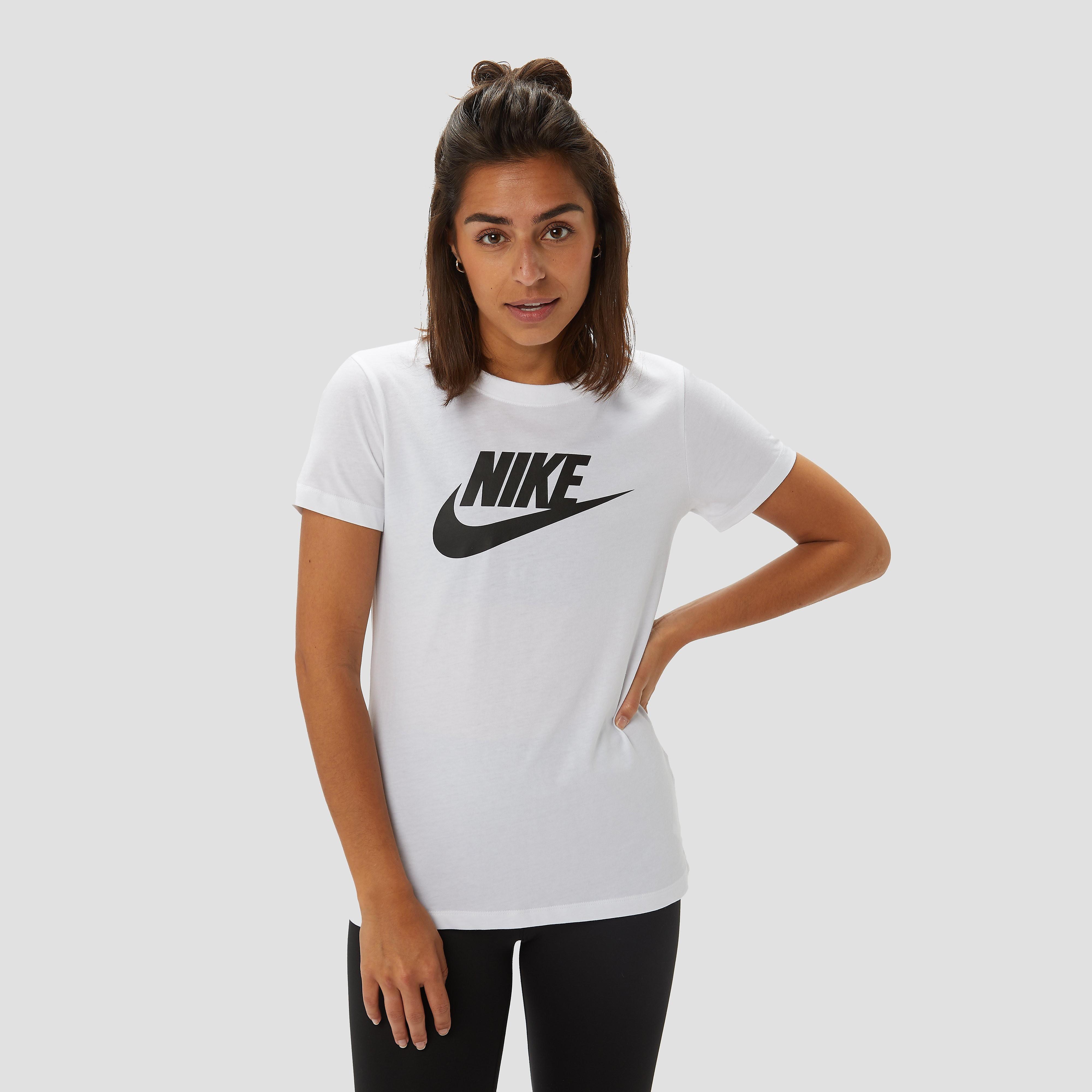 NIKE Sportswear essential icon shirt wit dames Dames