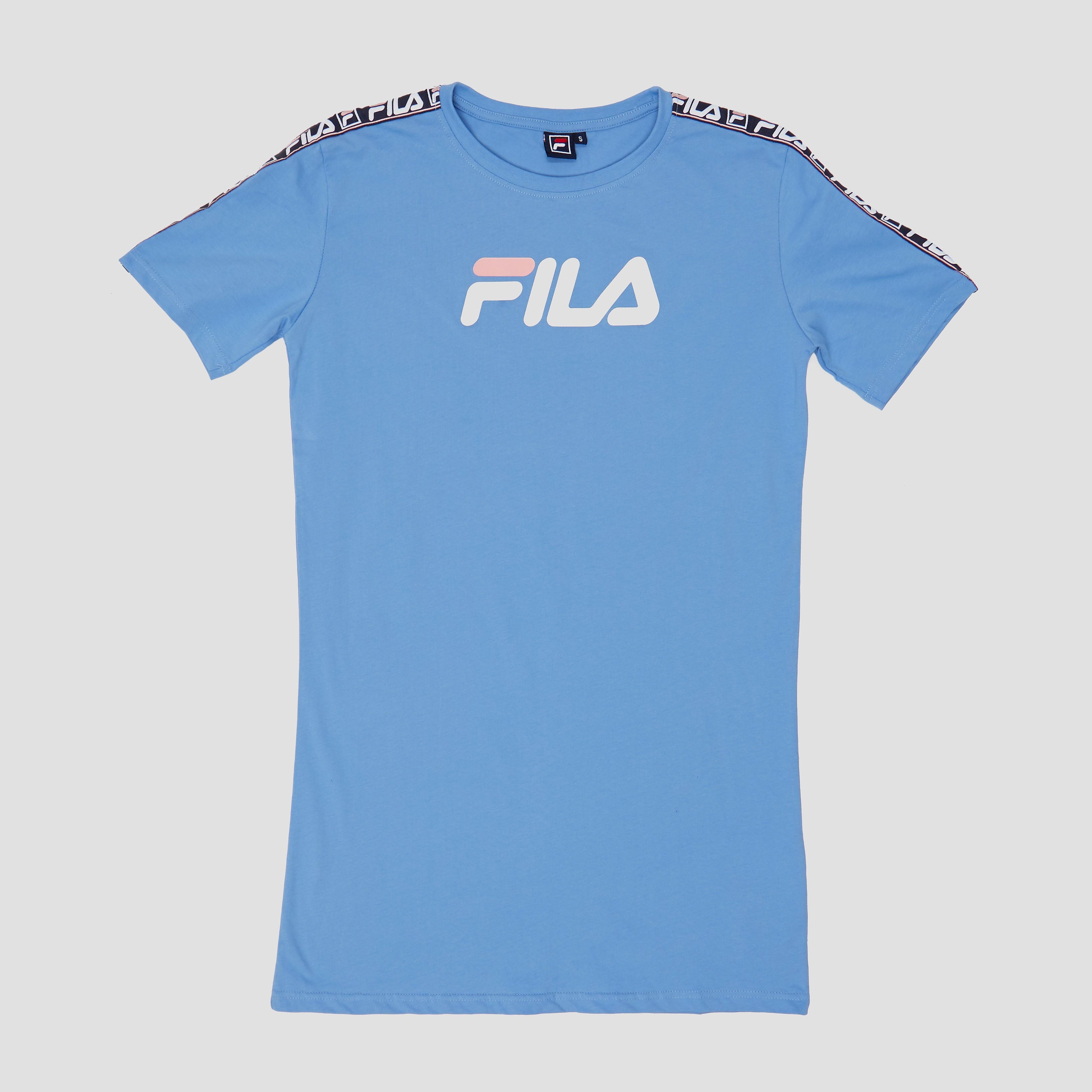 FILA Sammino shirtjurk blauw dames Dames