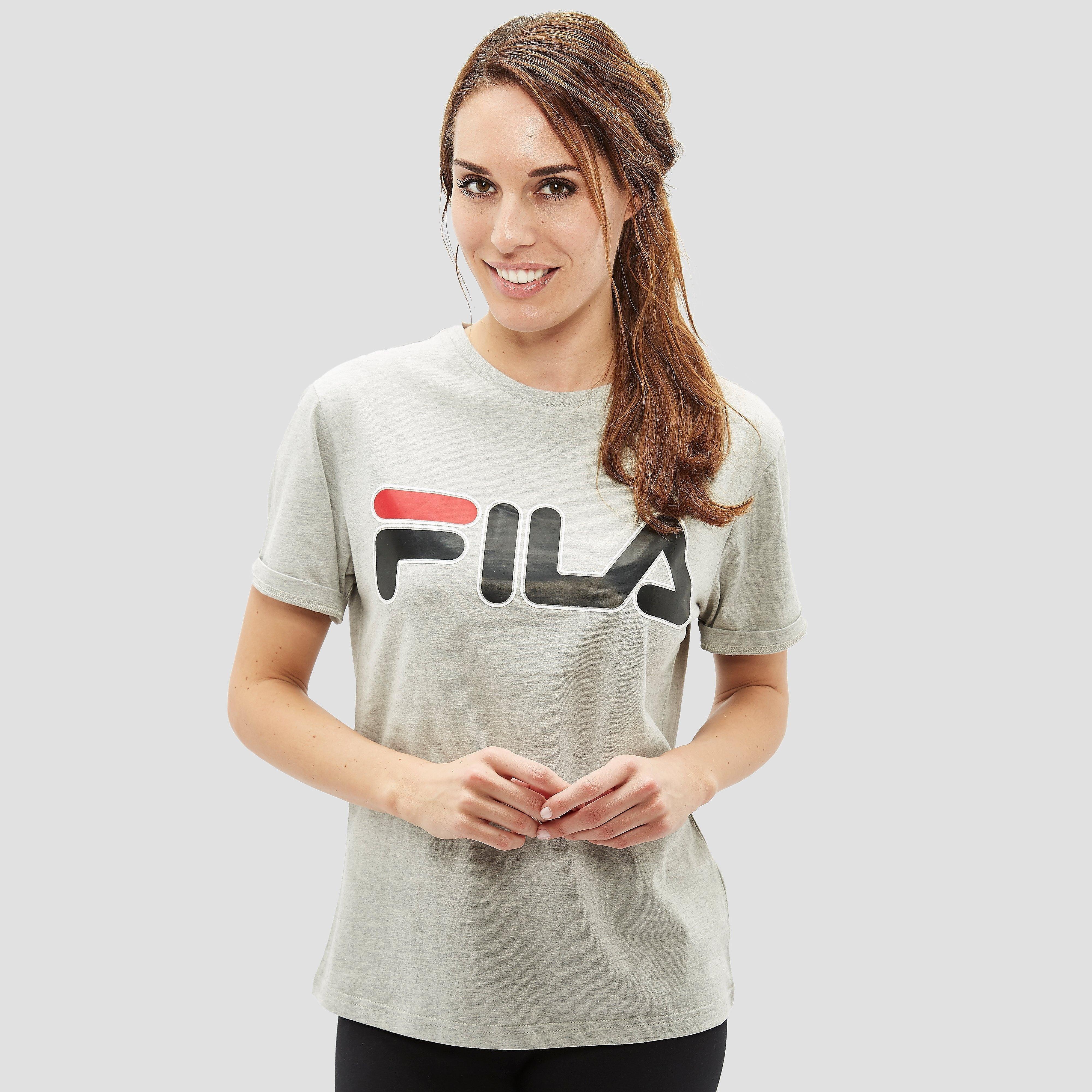 FILA Giulia shirt grijs daes Dames