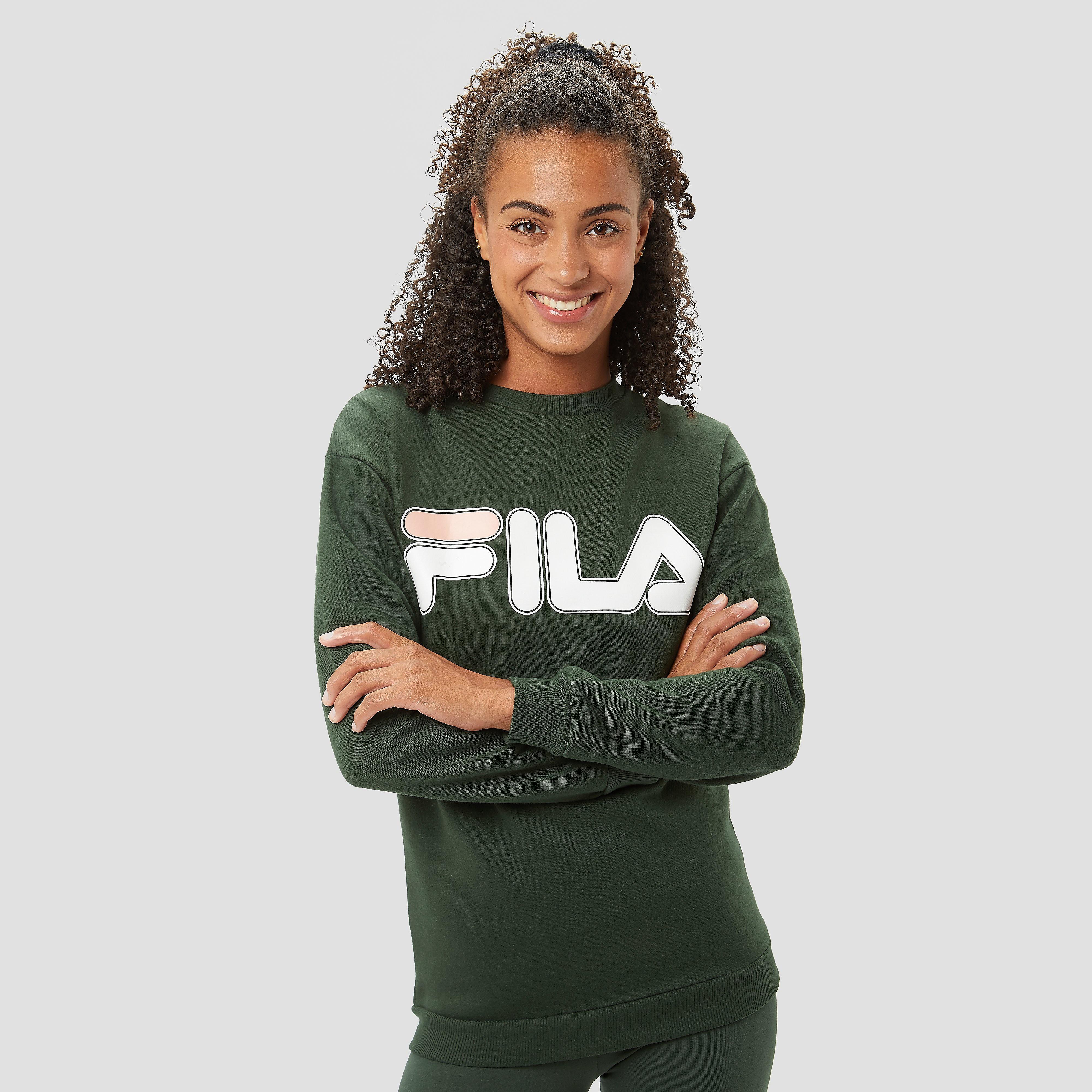 FILA Cydonia 2 crew sweater groen dames Dames