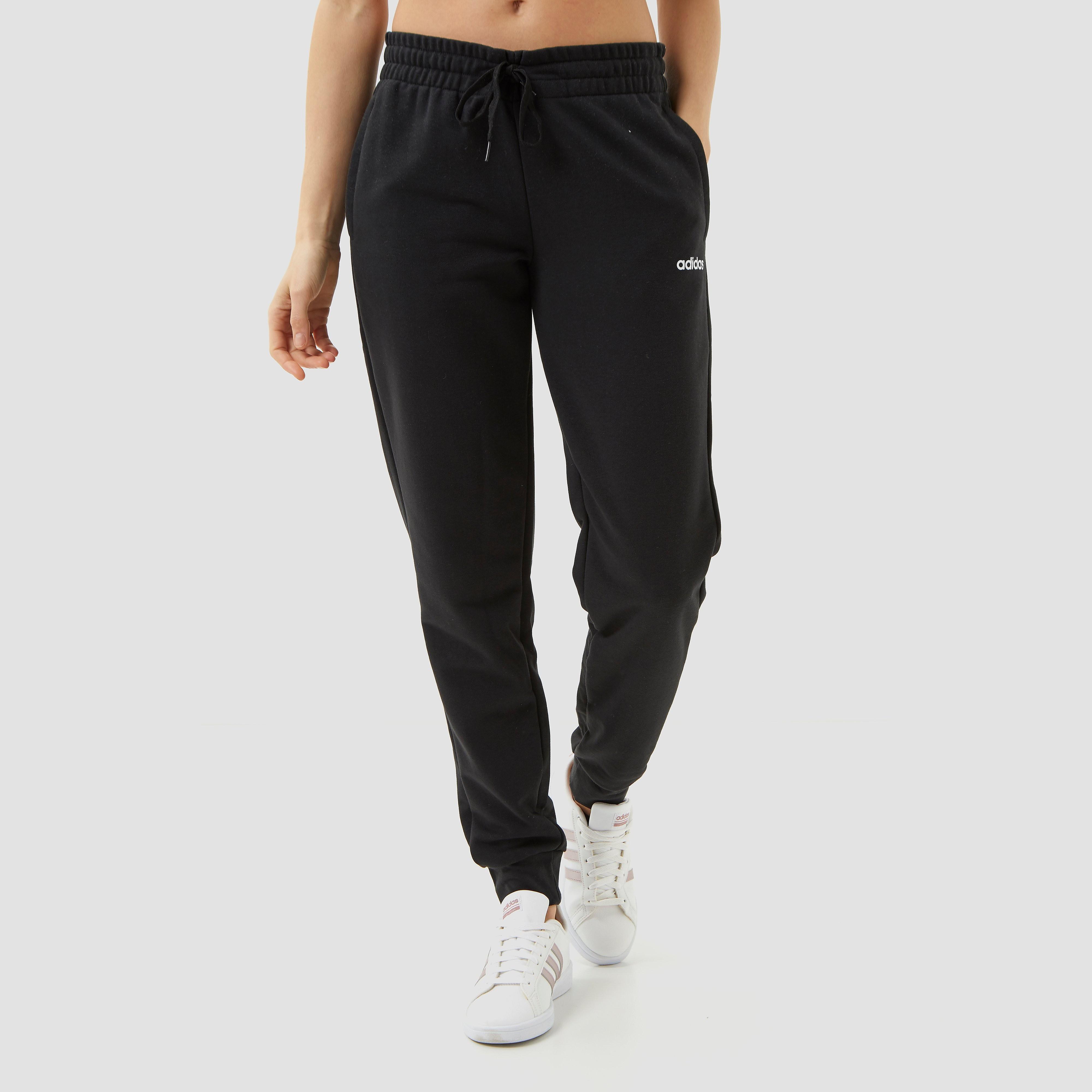 adidas Essentials plain joggingbroek zwart dames Dames