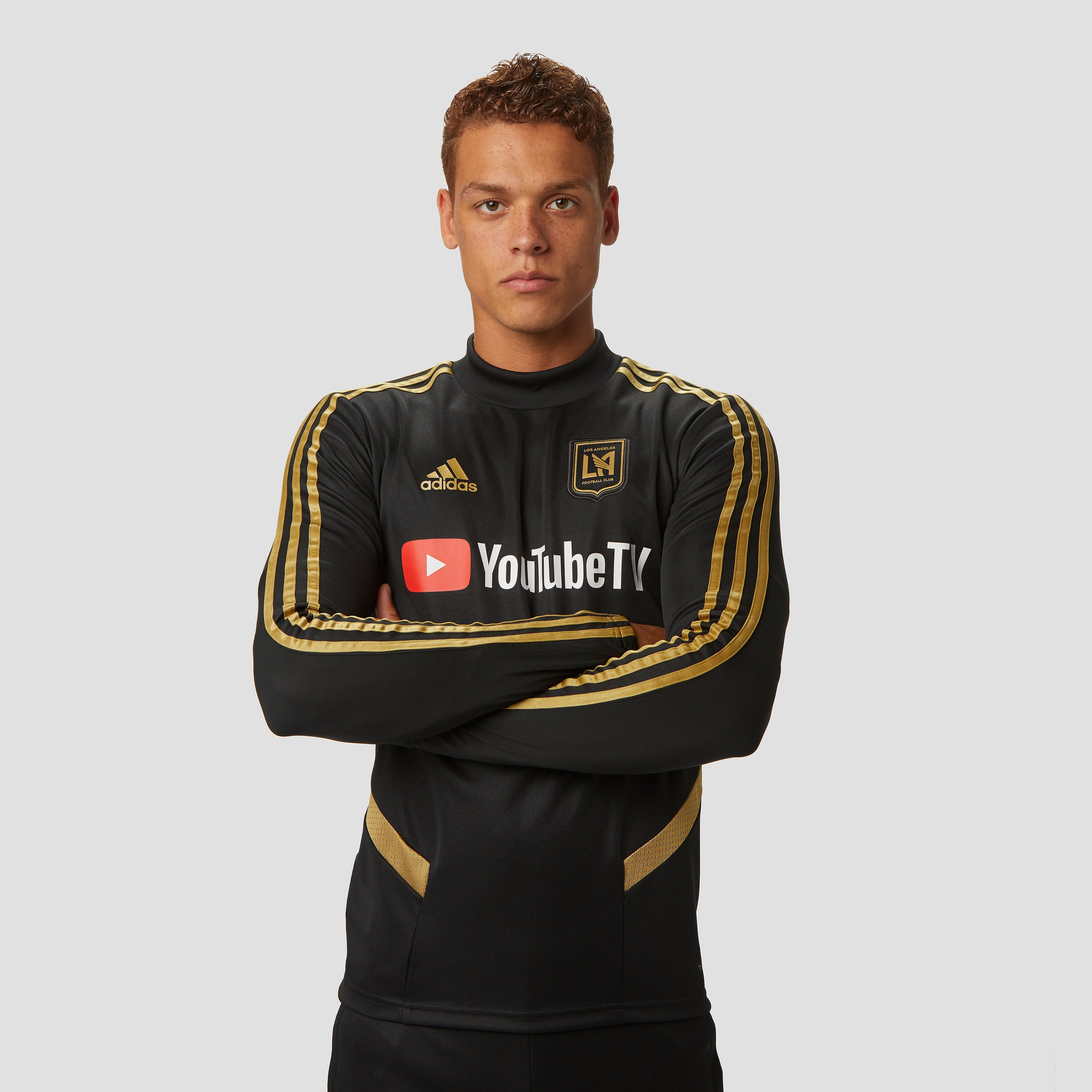 ADIDAS Los Angeles FC Trainingstop 2019-2020 Heren