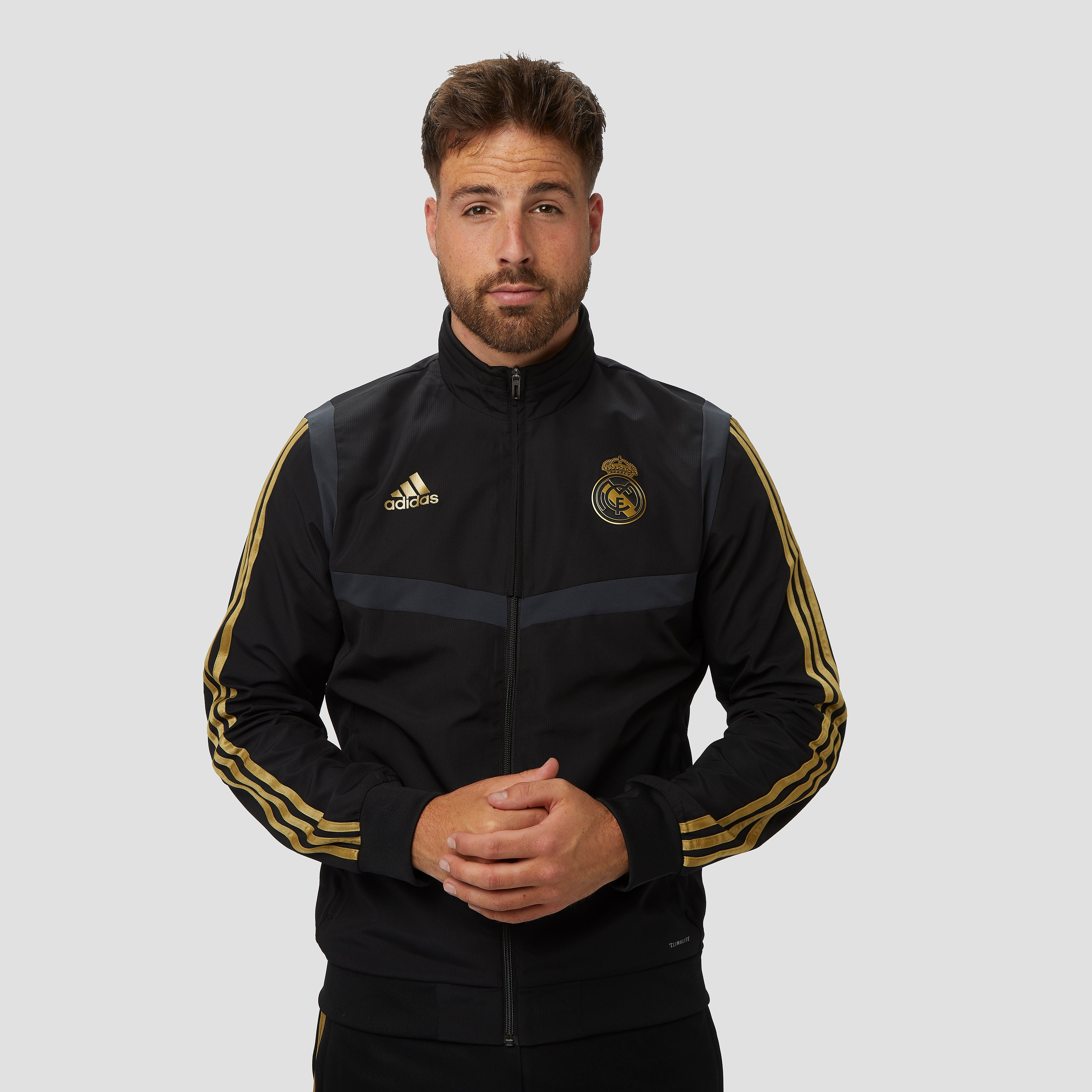 ADIDAS Real Madrid Trainingsjack 2019-2020 Heren