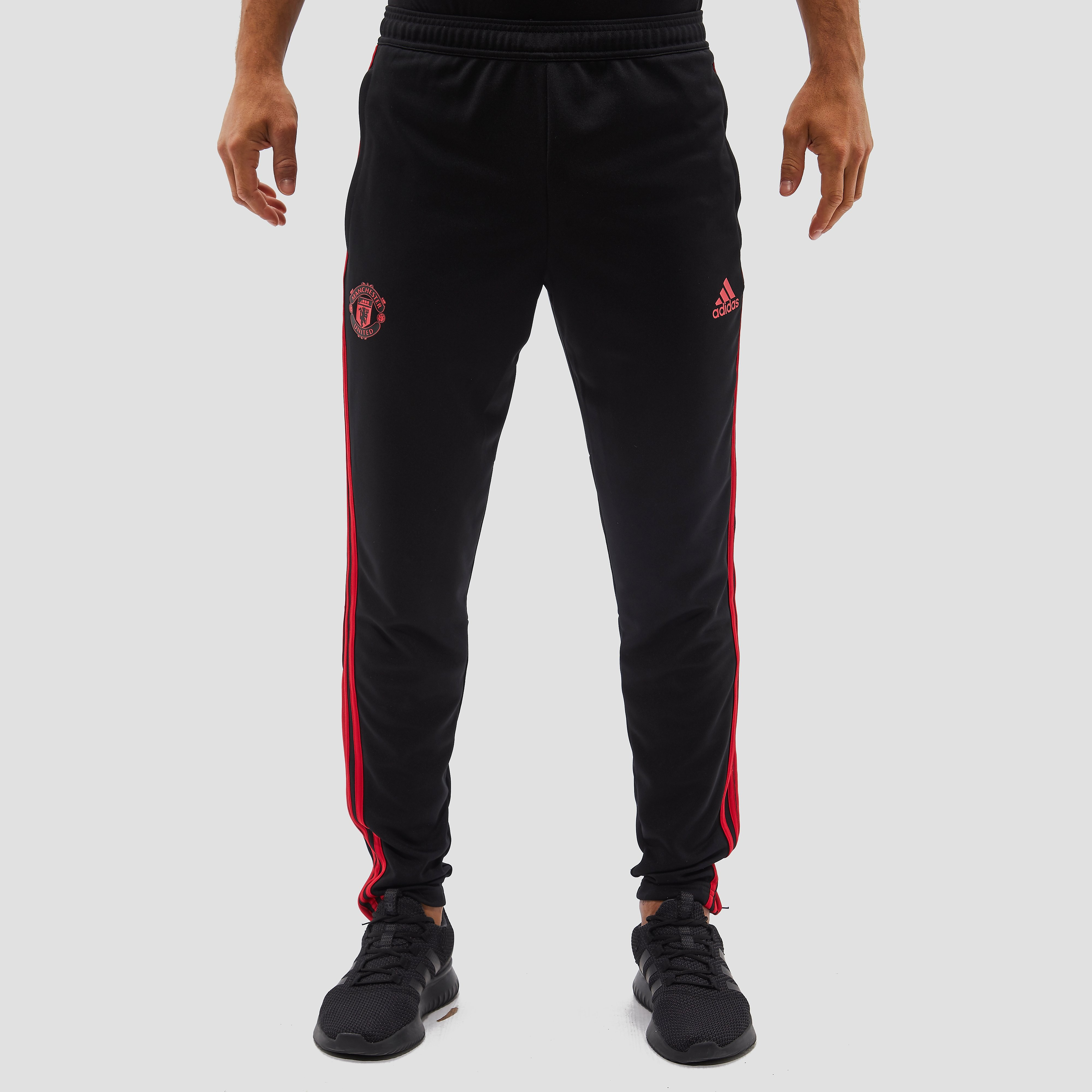 Manchester United Fc Trainingsbroek 18-19 Zwart-Rood Heren Black-Red