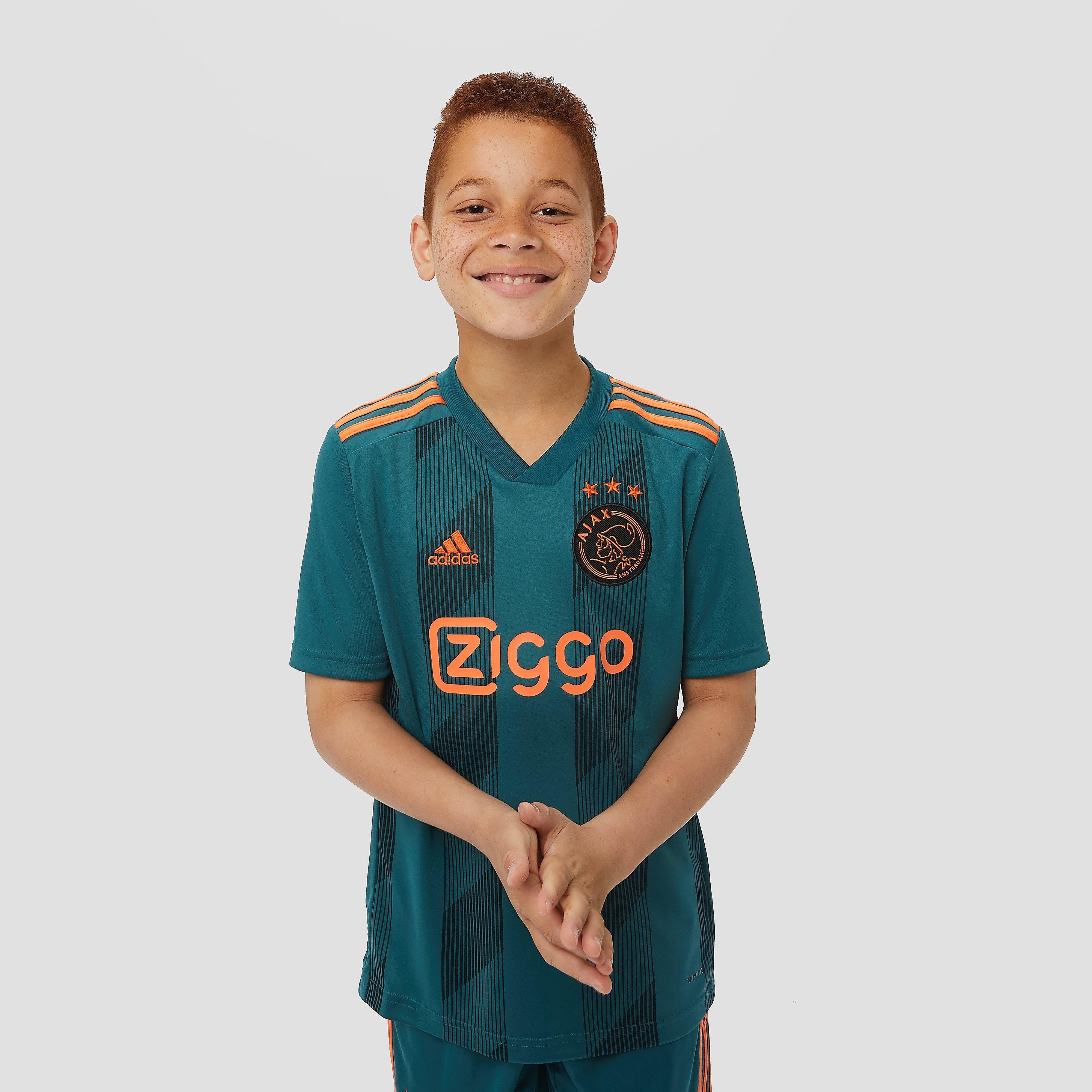 adidas Afc ajax uitshirt 19/20 groen kinderen Kinderen