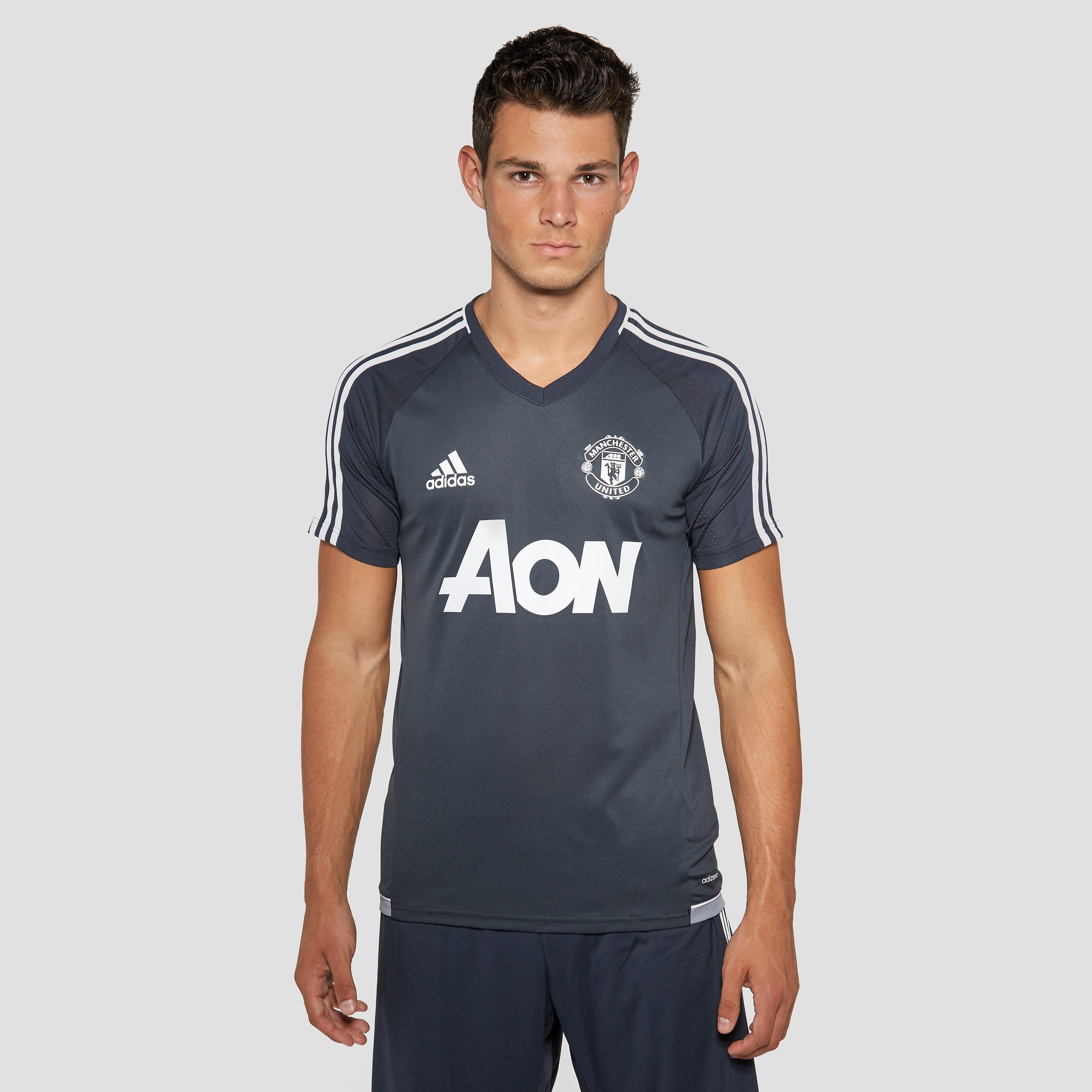 Manchester United Fc Trainingsshirt 17/18 Grijs Heren