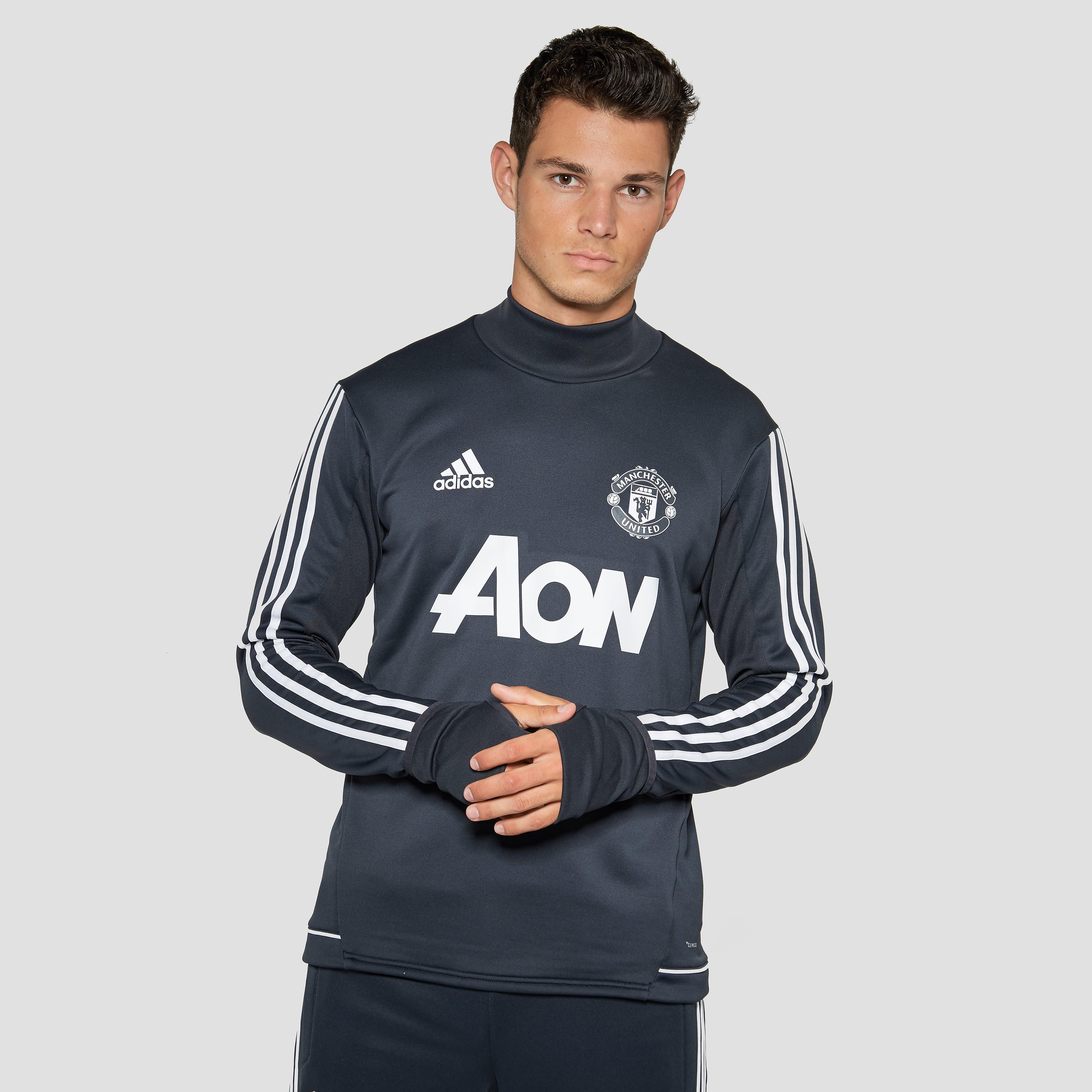Manchester United Fc Trainingstop 17/18 Grijs Heren