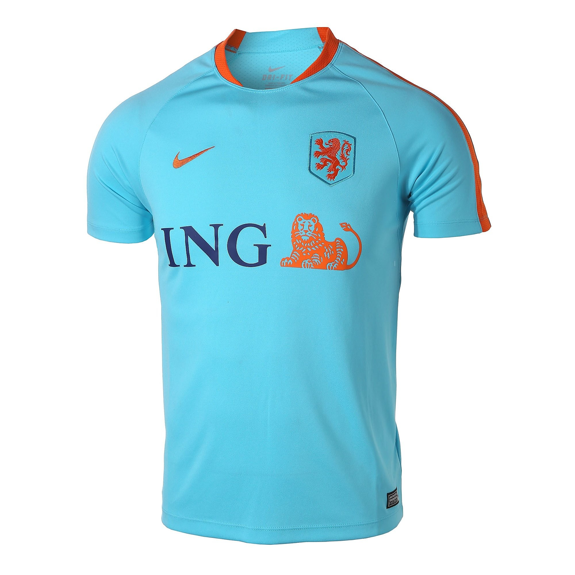 Nike NEDERLAND TRAININGSSHIRT JR