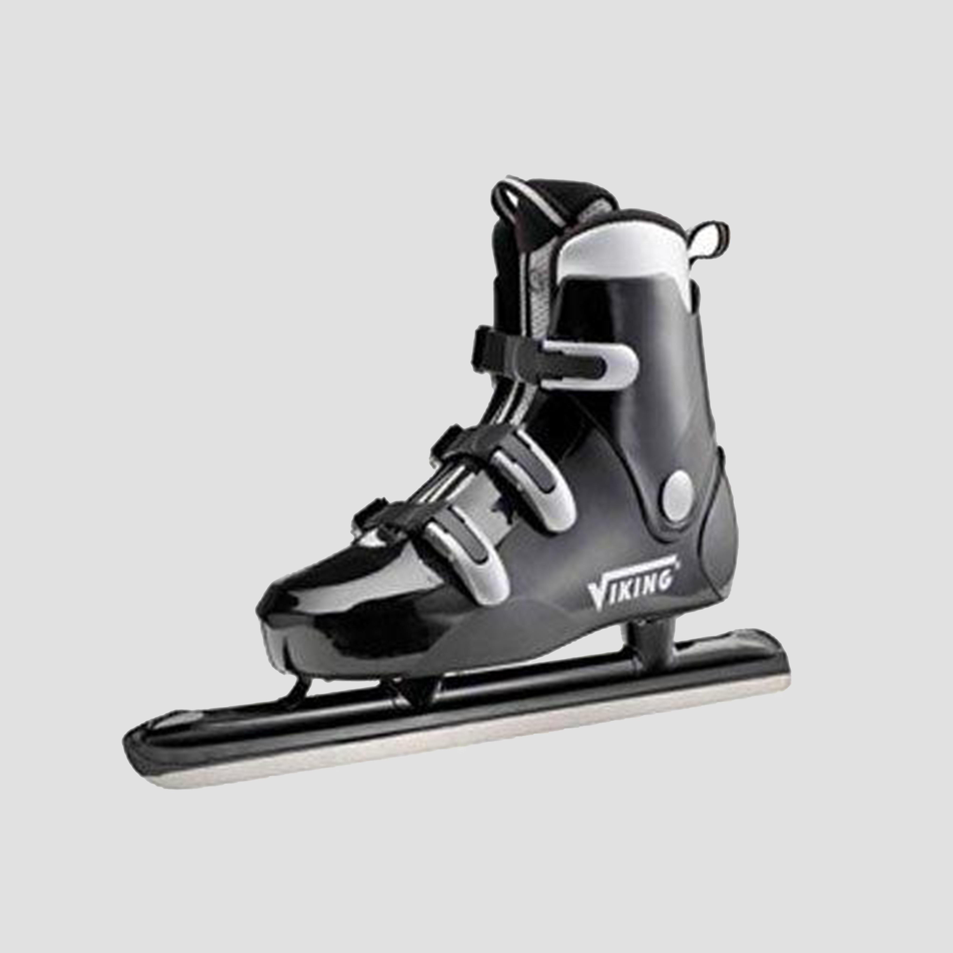 VIKING Combi ii schaatsen zwart Dames