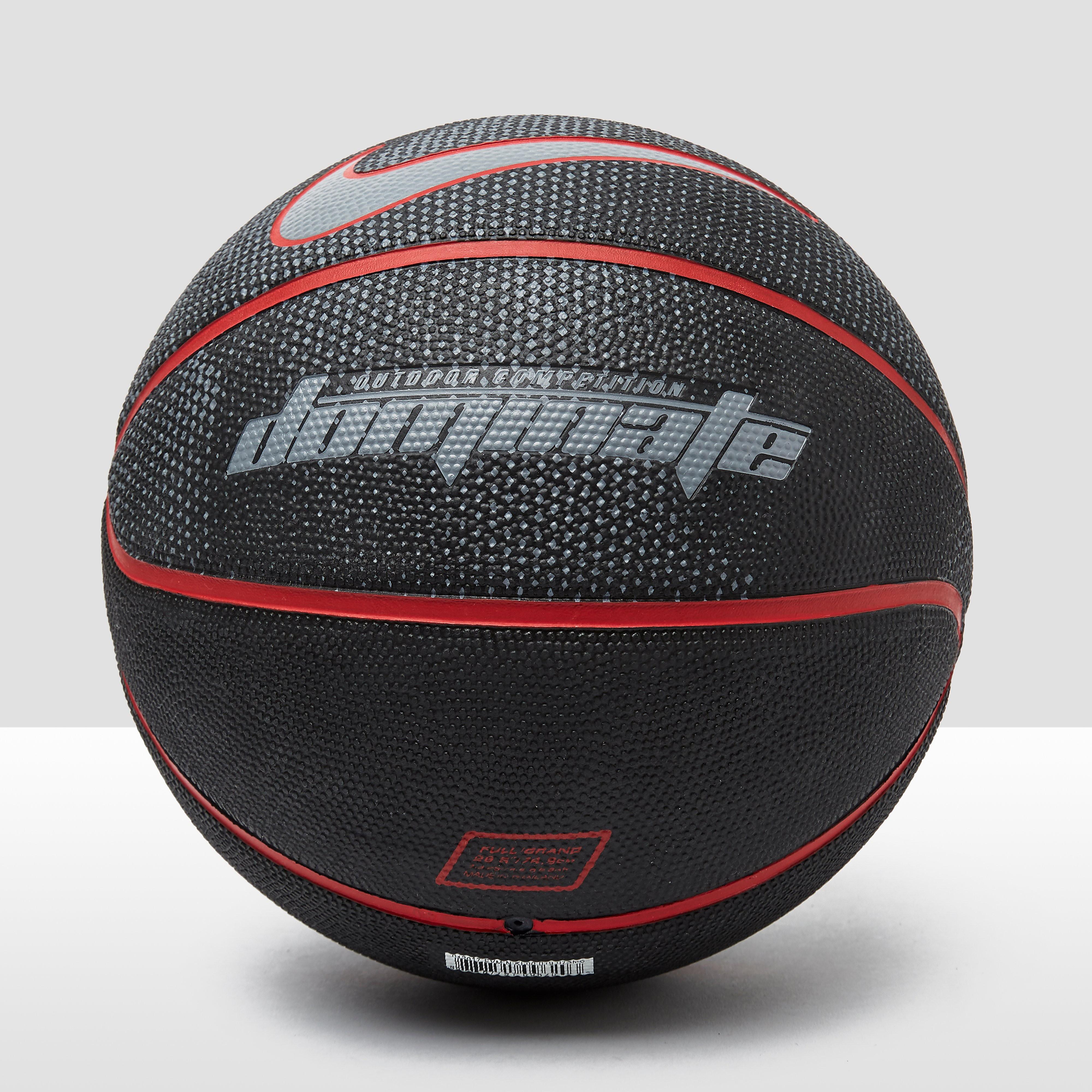 Dominate Basketbal Zwart/Rood