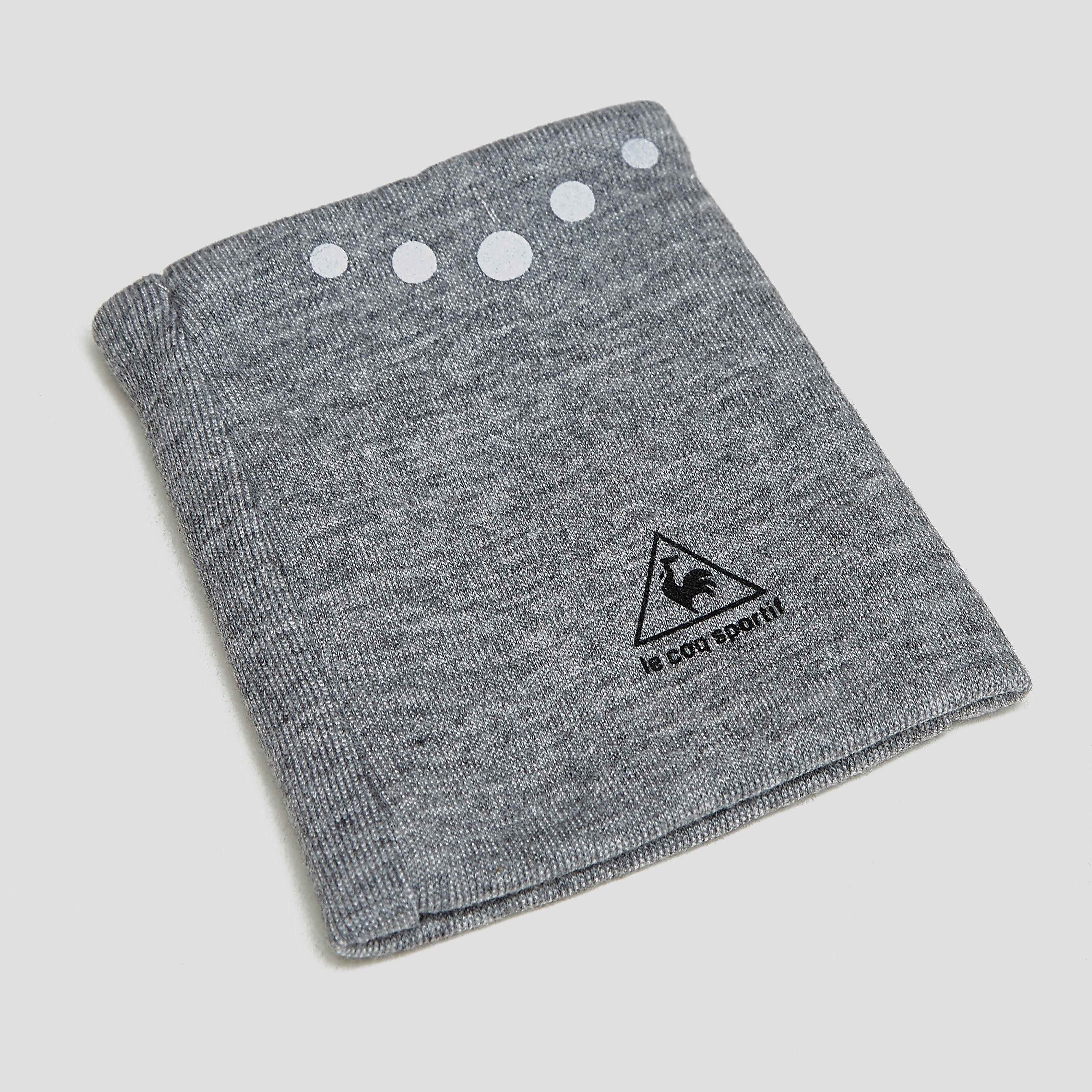 Le Coq Sportif zweetband/haarband grijs