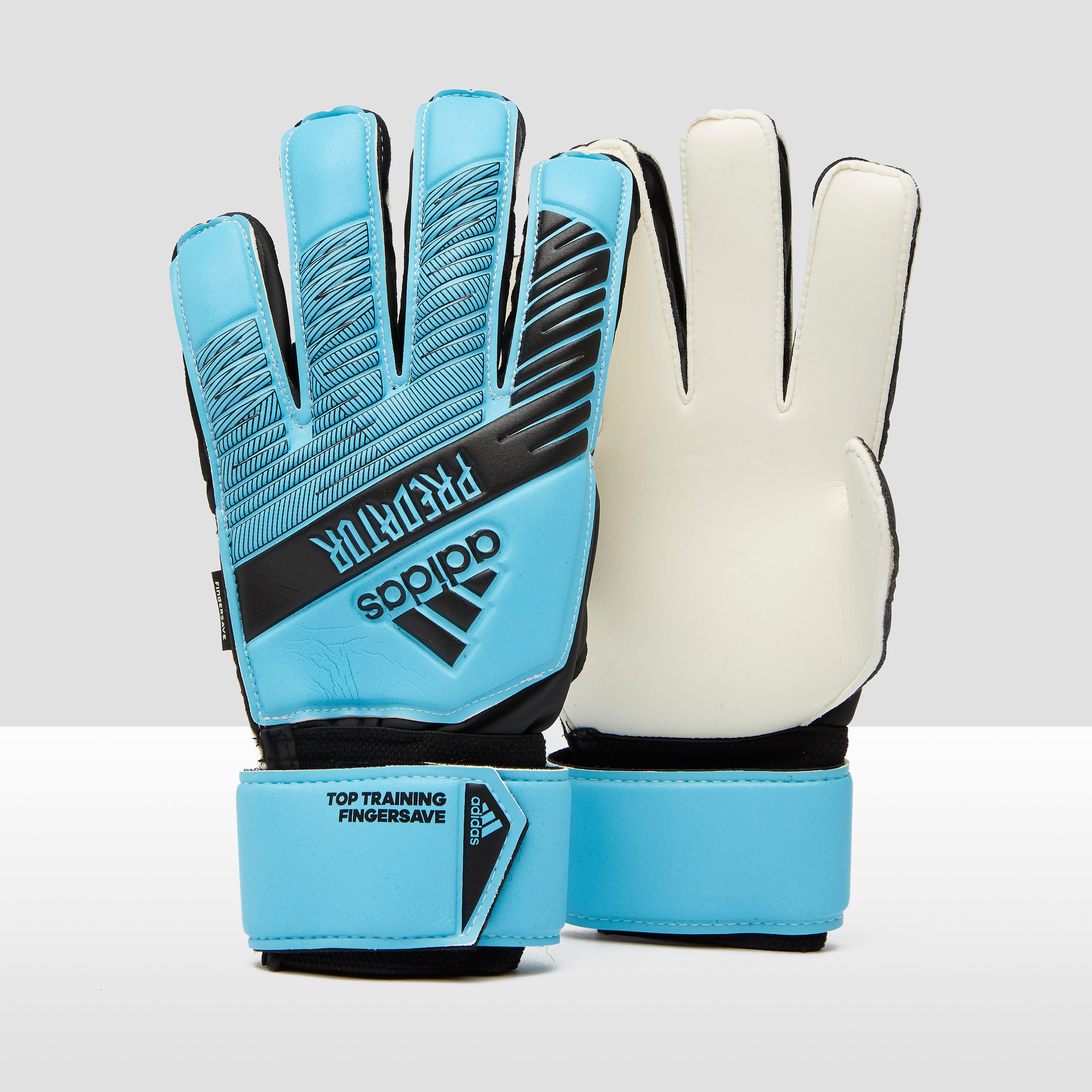adidas Predator fingersave keepershandschoenen blauw Dames