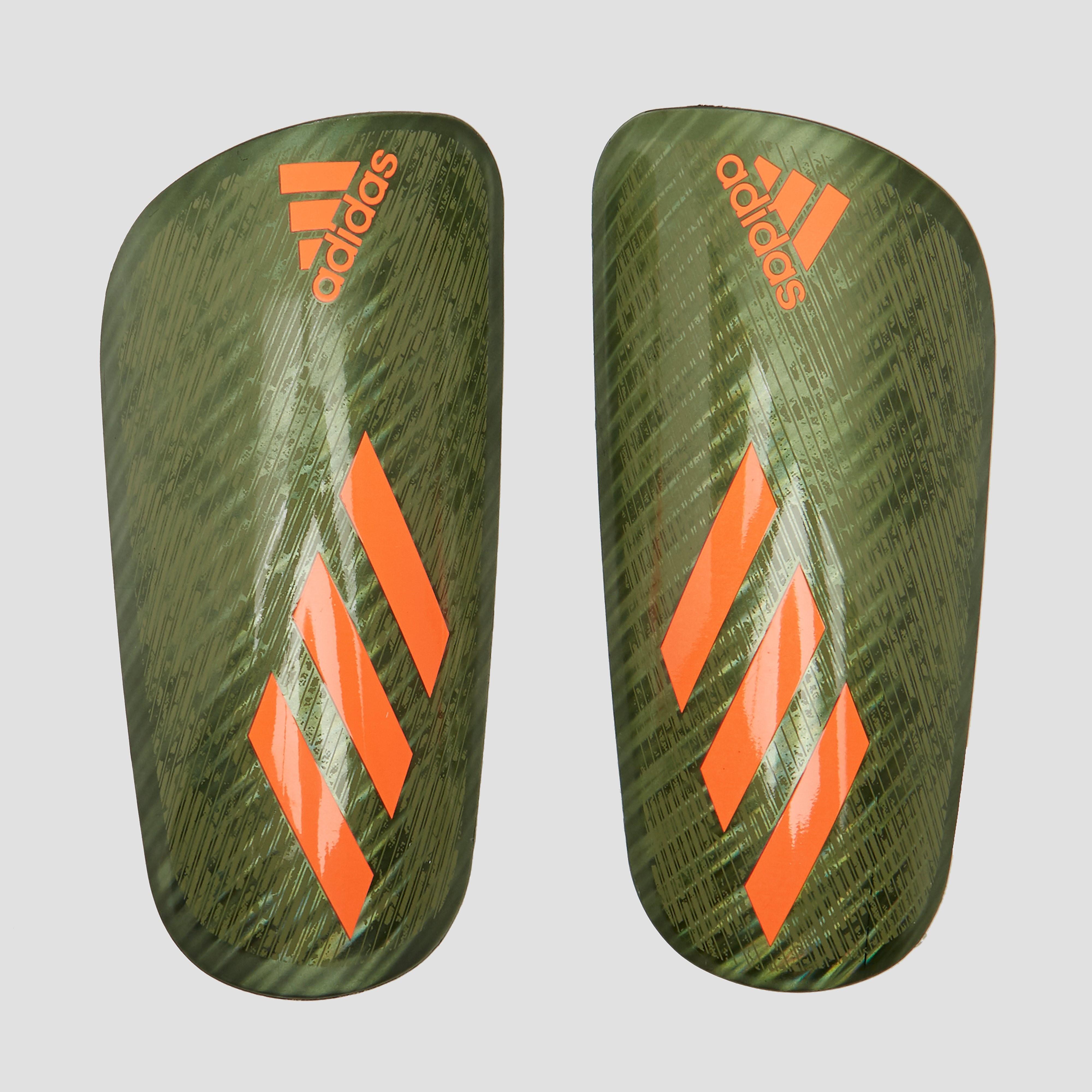 adidas X pro scheenbeschermers groen Dames