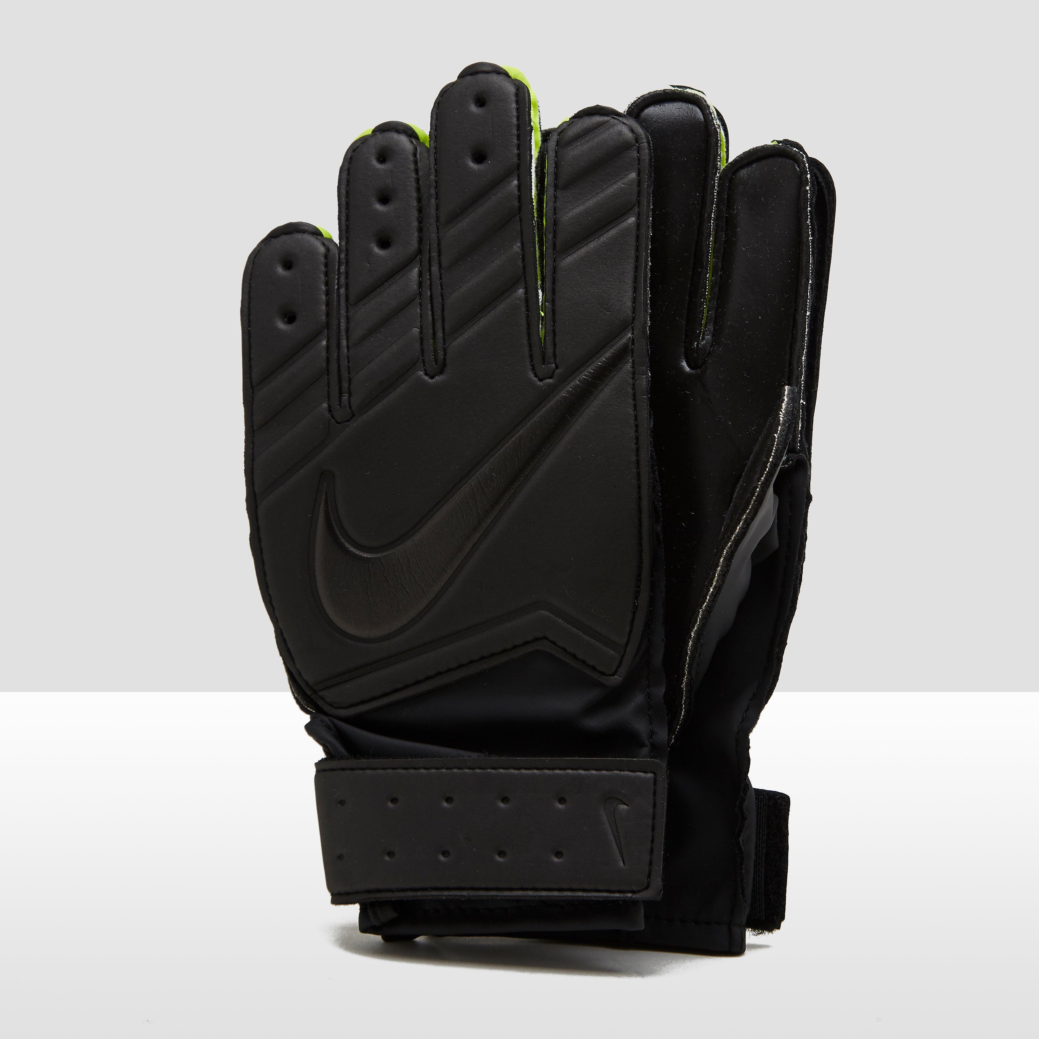 Match Fa16 Keepershandschoenen Zwart Kinderen. Size 5.0