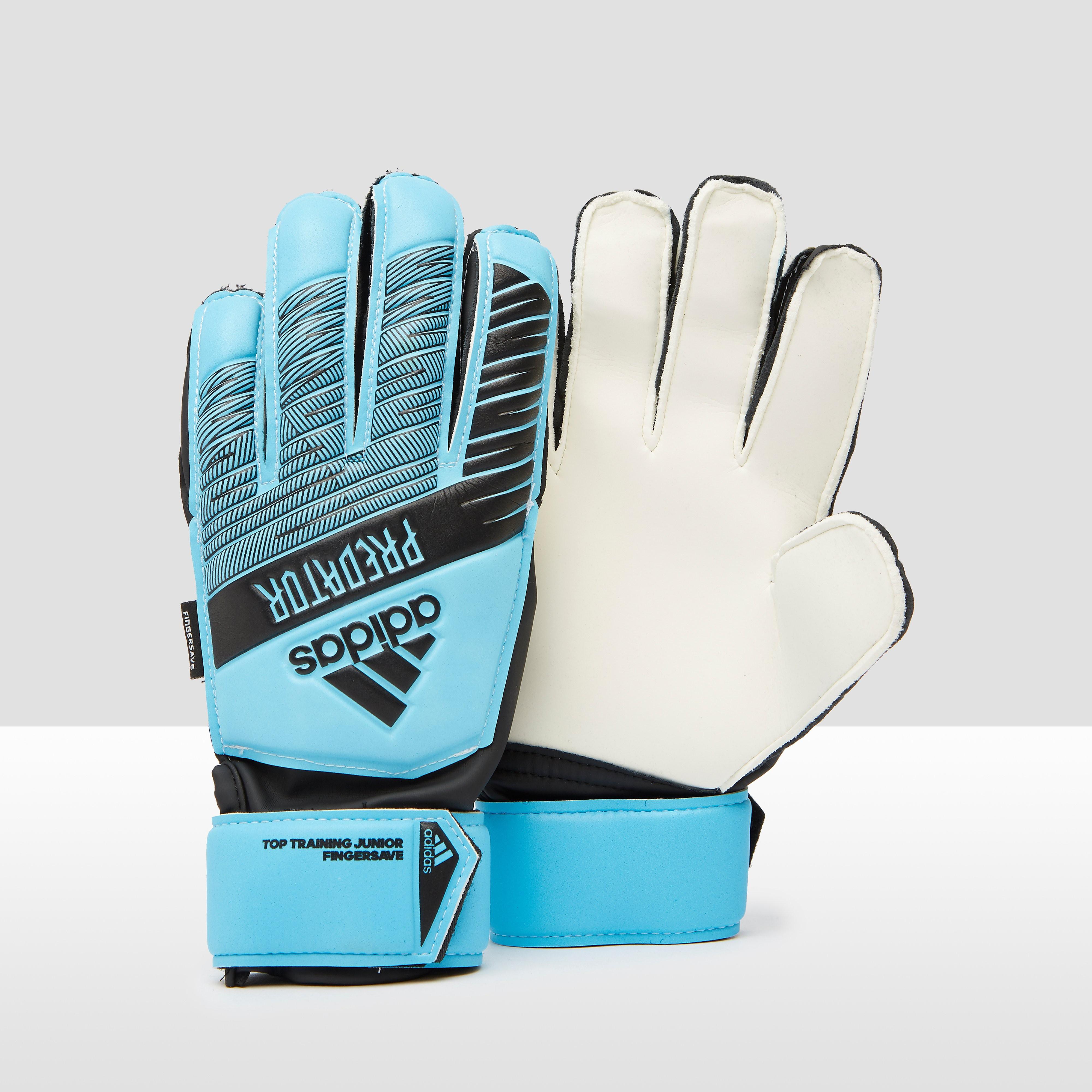 ADIDAS Predator Fingersave Keepershandschoenen Junior