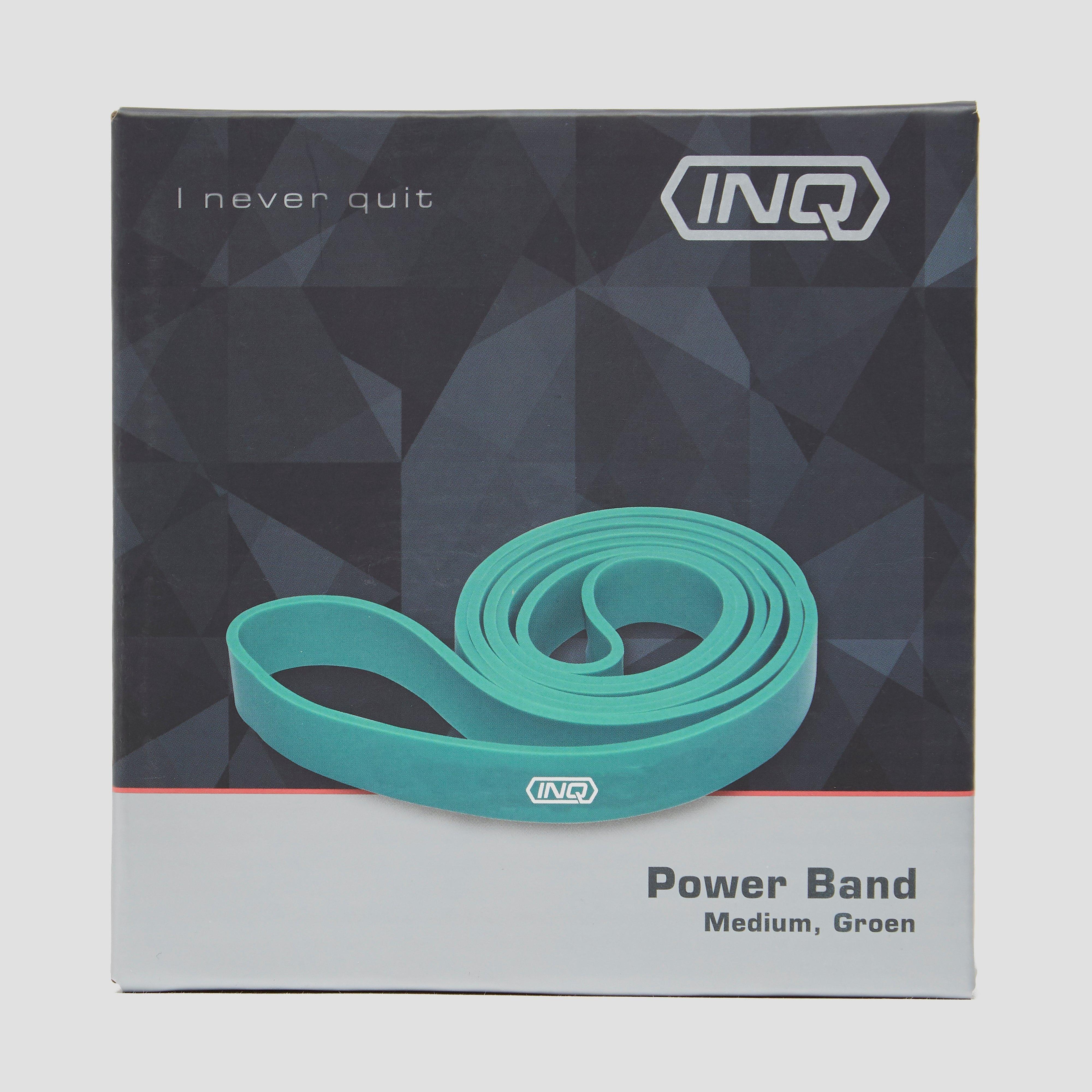 INQ Weerstandsband medium groen Kinderen