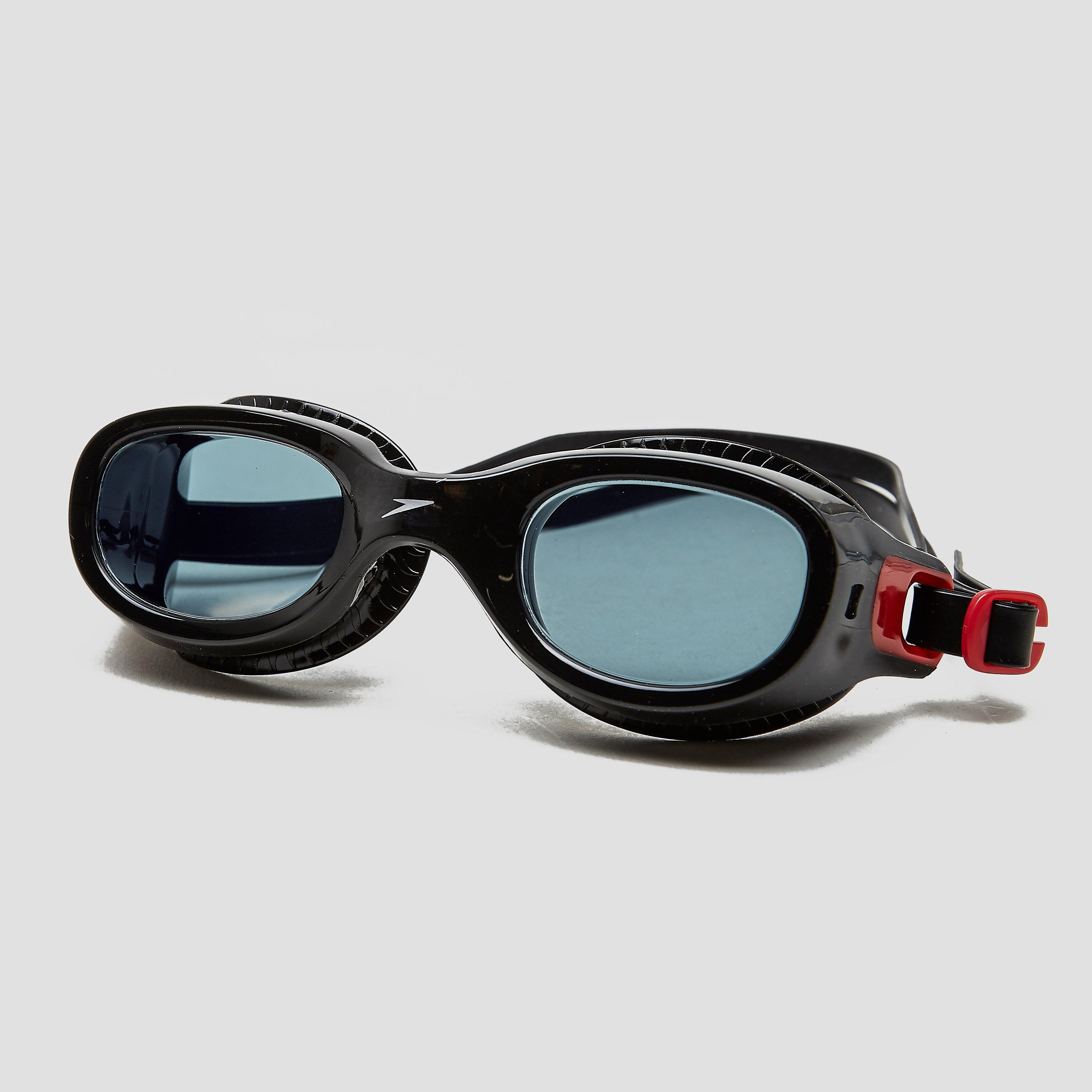 Futura classic zwembril zwart/rood