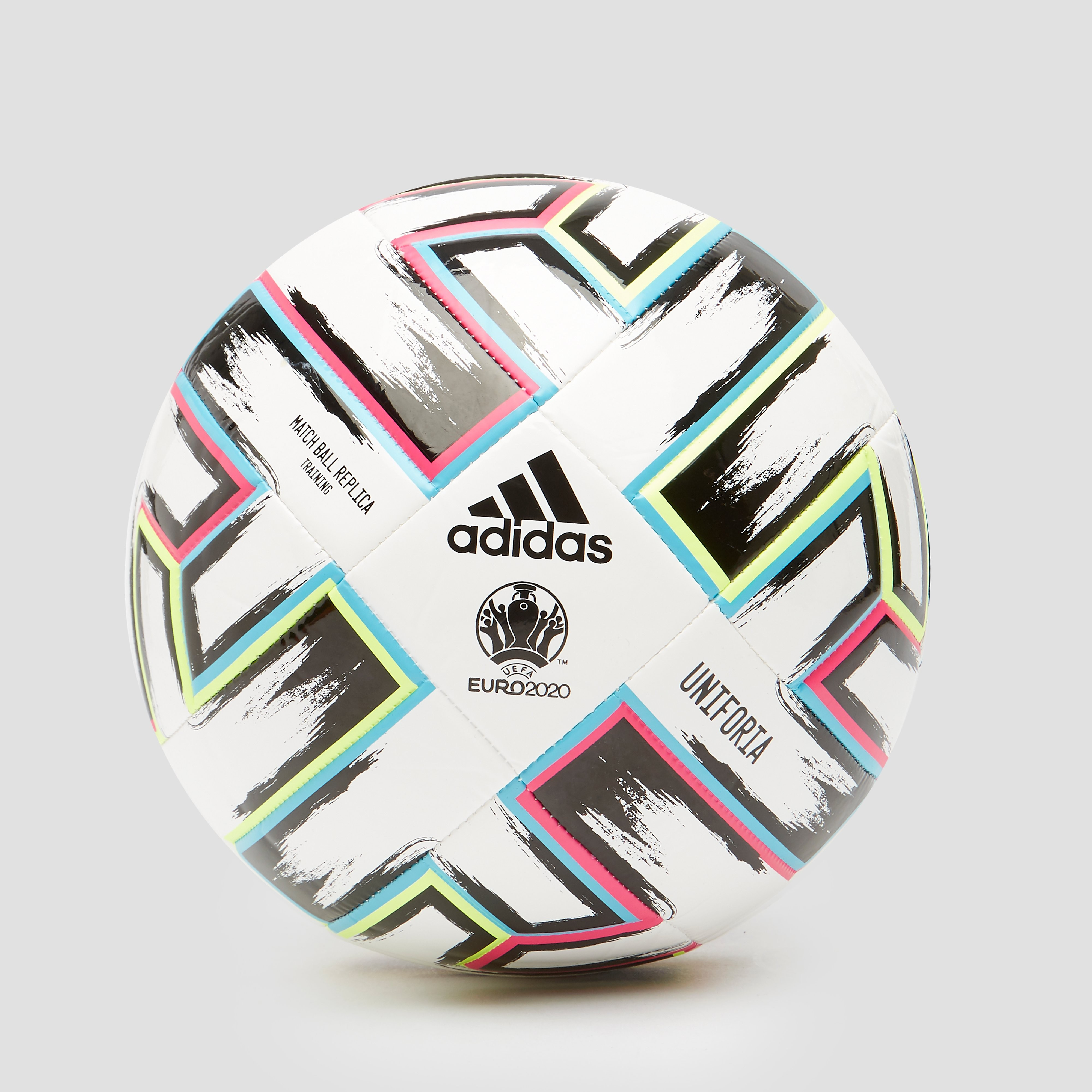 adidas Uniforia training ek 2020 voetbal wit-groen Kinderen